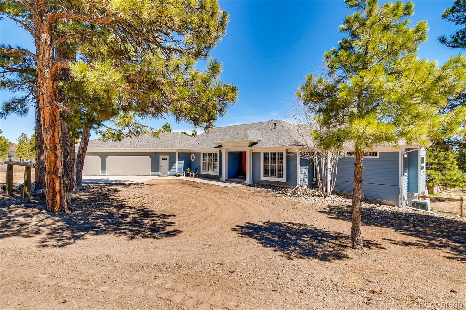 13112 Hawkeye Road, Kiowa, CO 80117 - Kiowa, CO real estate listing