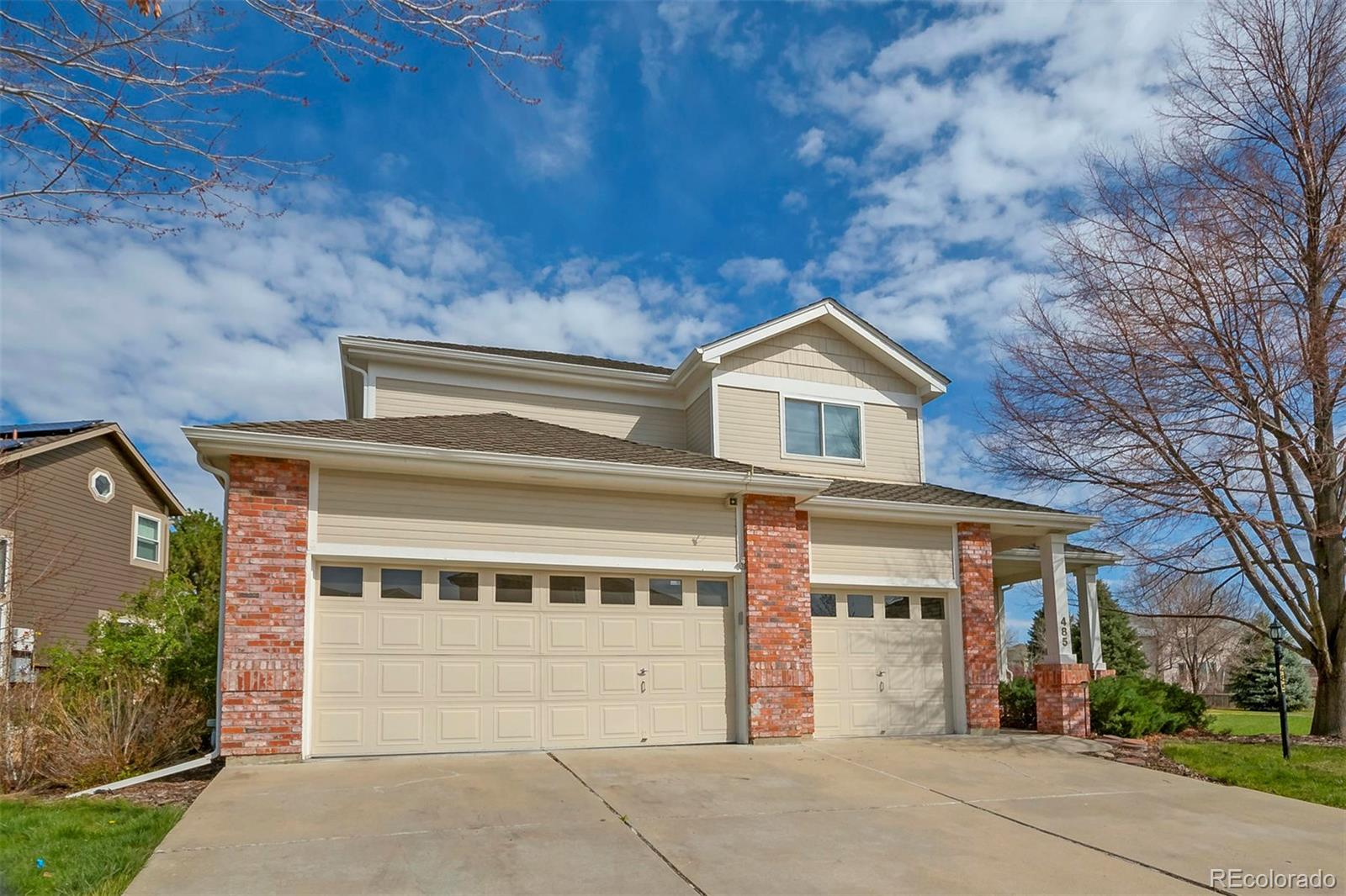 485 Golden Eagle Drive Property Photo - Broomfield, CO real estate listing