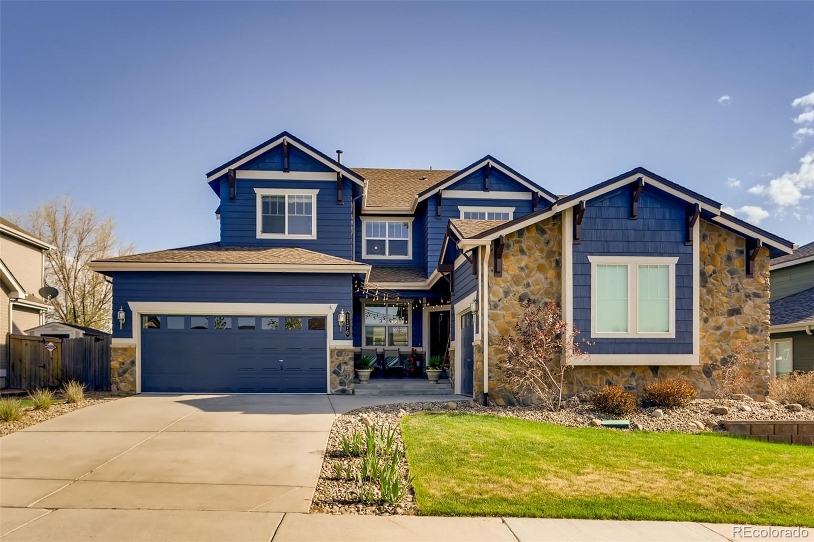 1176 Dales Pony Drive Property Photo - Castle Rock, CO real estate listing
