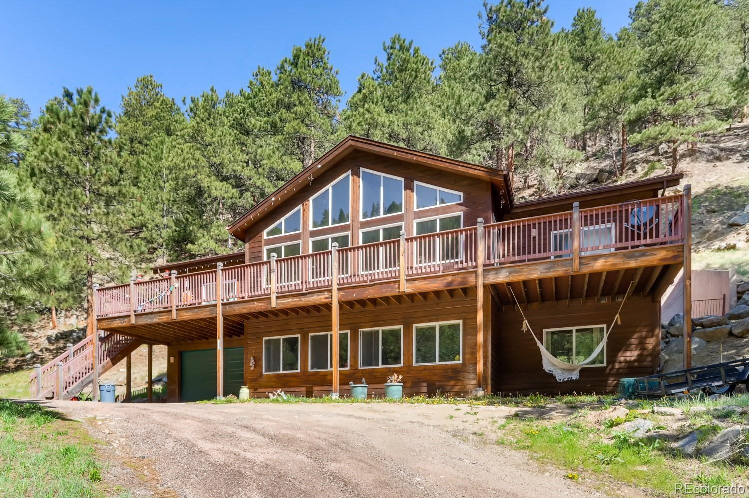 8078 Lefthand Canyon Drive Property Photo - Jamestown, CO real estate listing