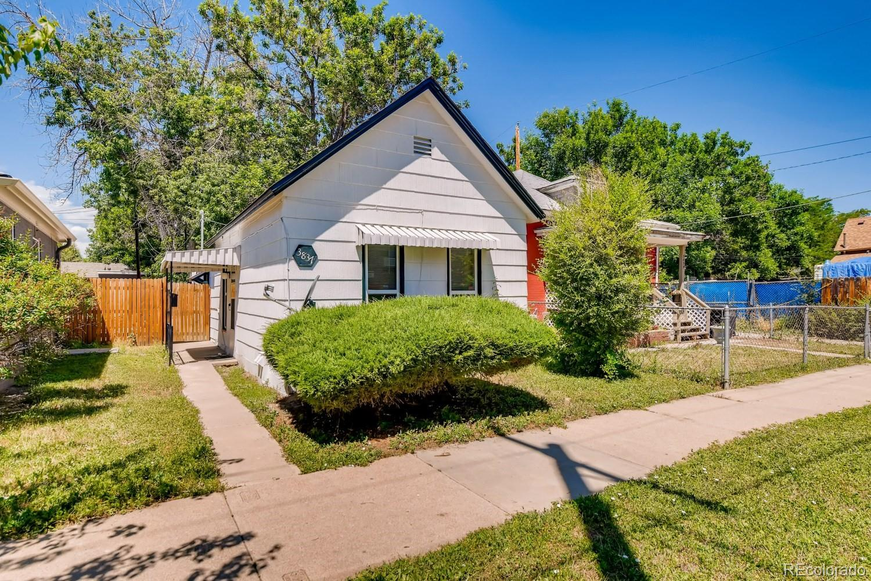 3837 Alcott Street Property Photo - Denver, CO real estate listing