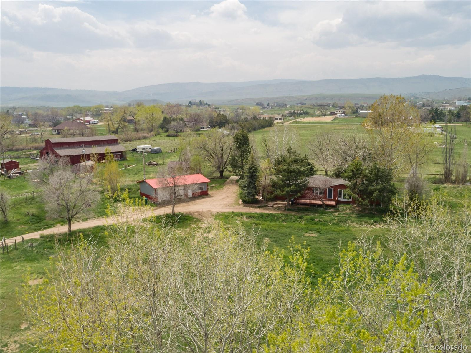1801 S County Road 23e Property Photo - Berthoud, CO real estate listing