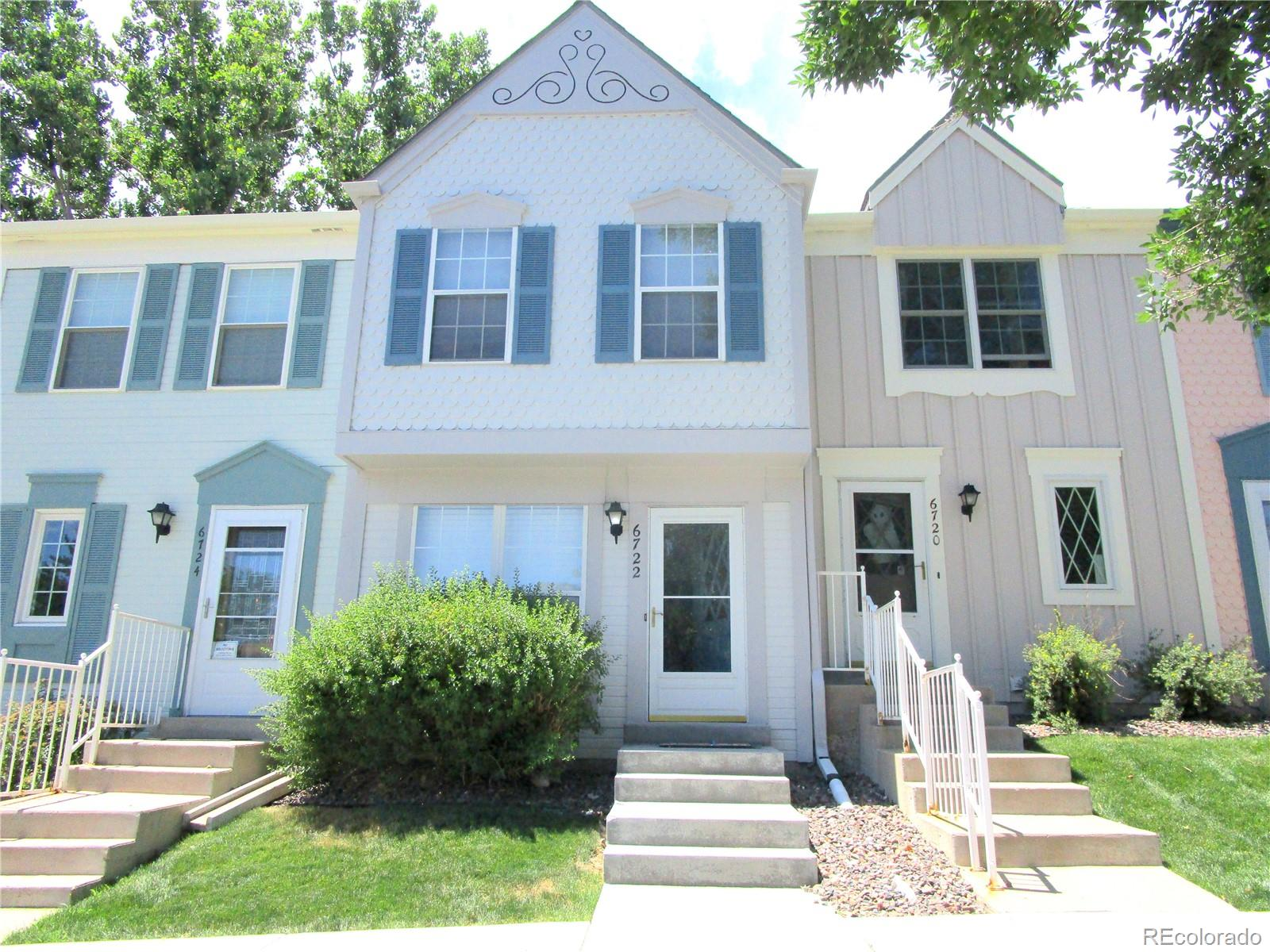 6722 S Independence Street Property Photo - Littleton, CO real estate listing