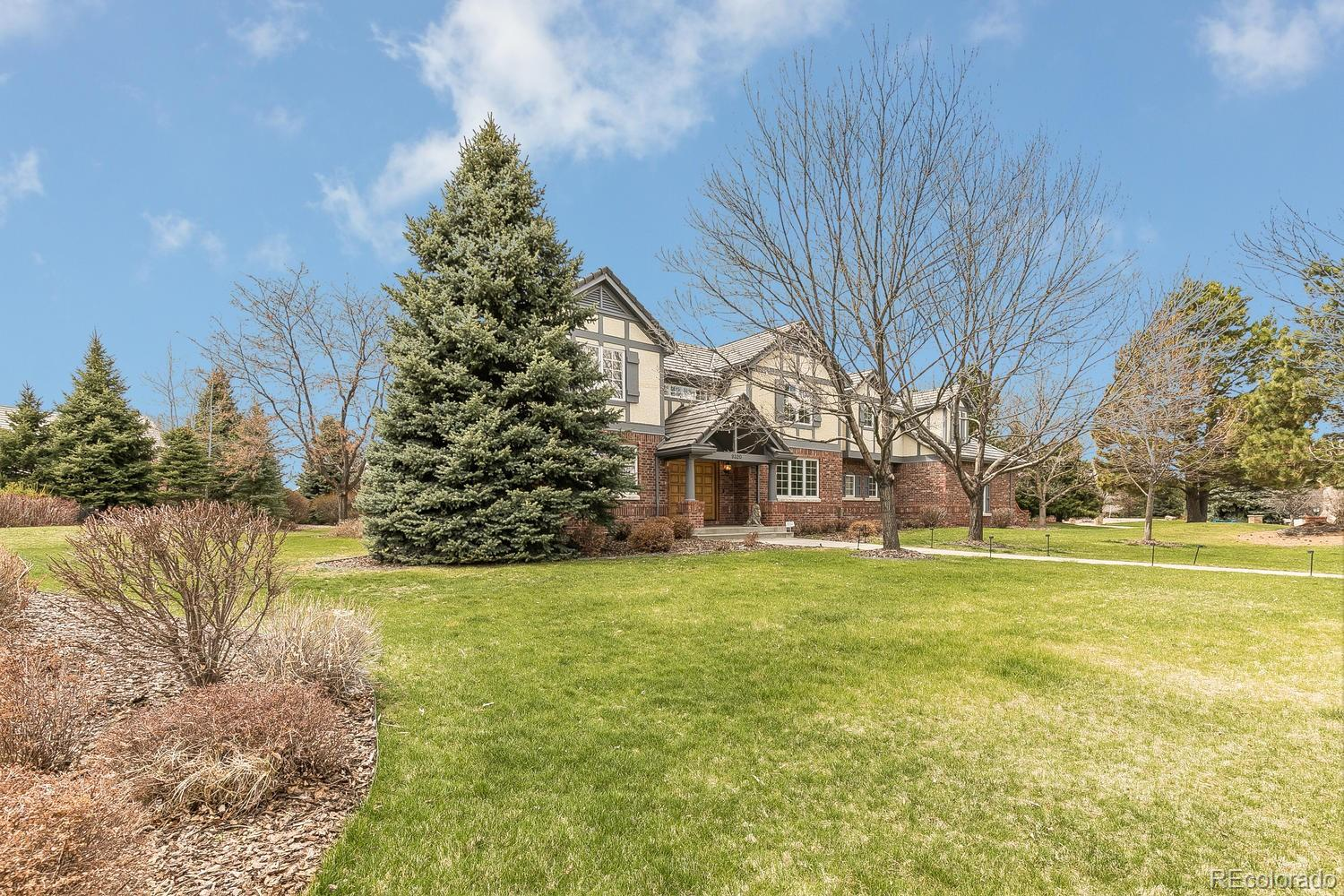 9320 Riviera Hills Drive Property Photo - Greenwood Village, CO real estate listing
