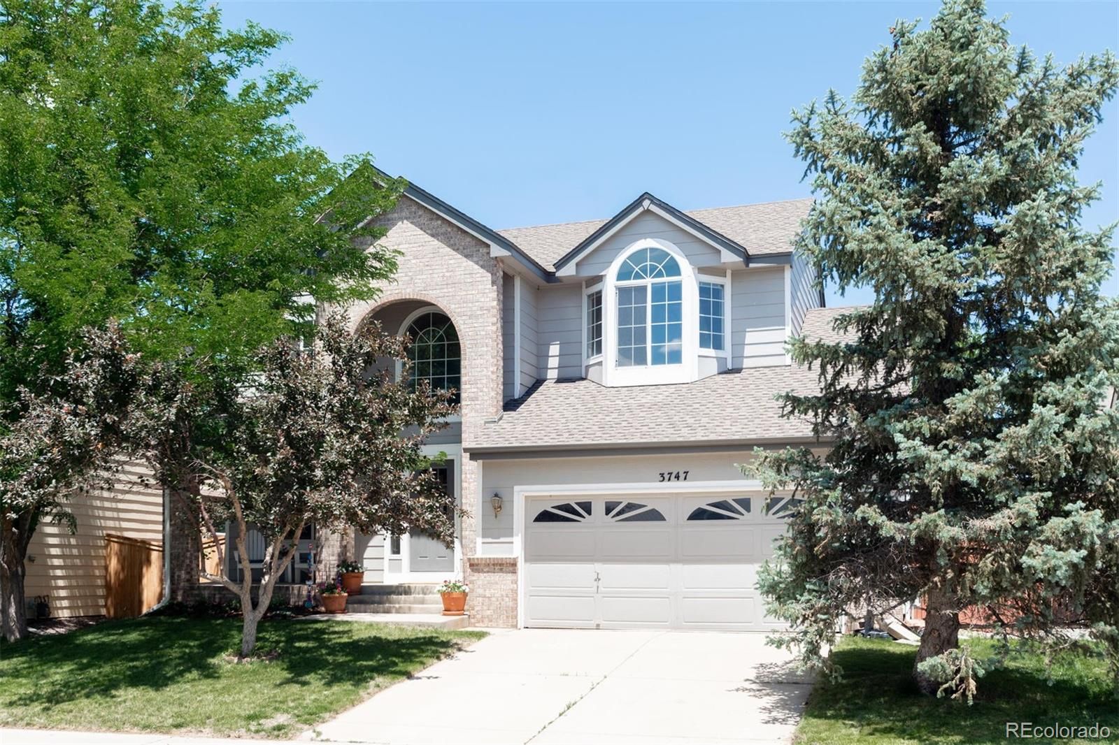 3747 Seramonte Drive Property Photo - Highlands Ranch, CO real estate listing