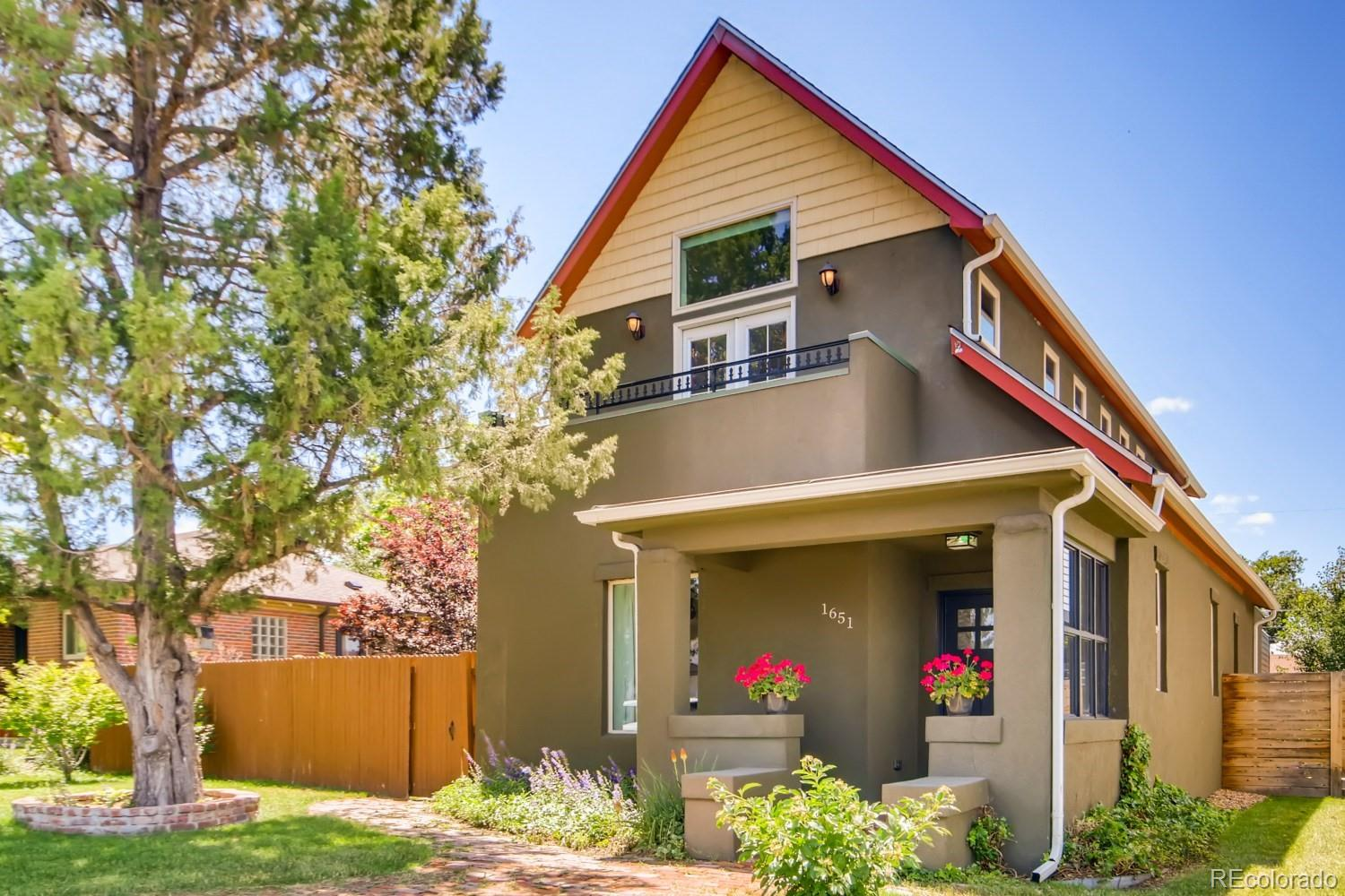 1651 Winona Court Property Photo - Denver, CO real estate listing