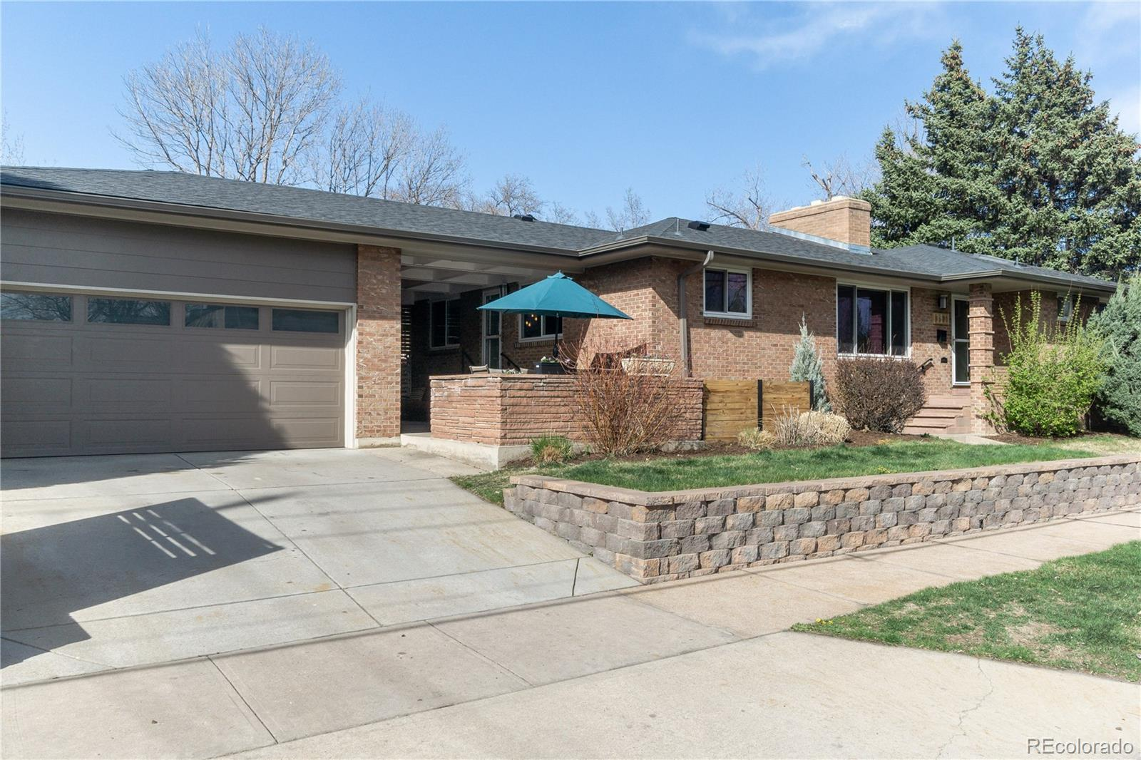 3501 W 42nd Avenue Property Photo - Denver, CO real estate listing