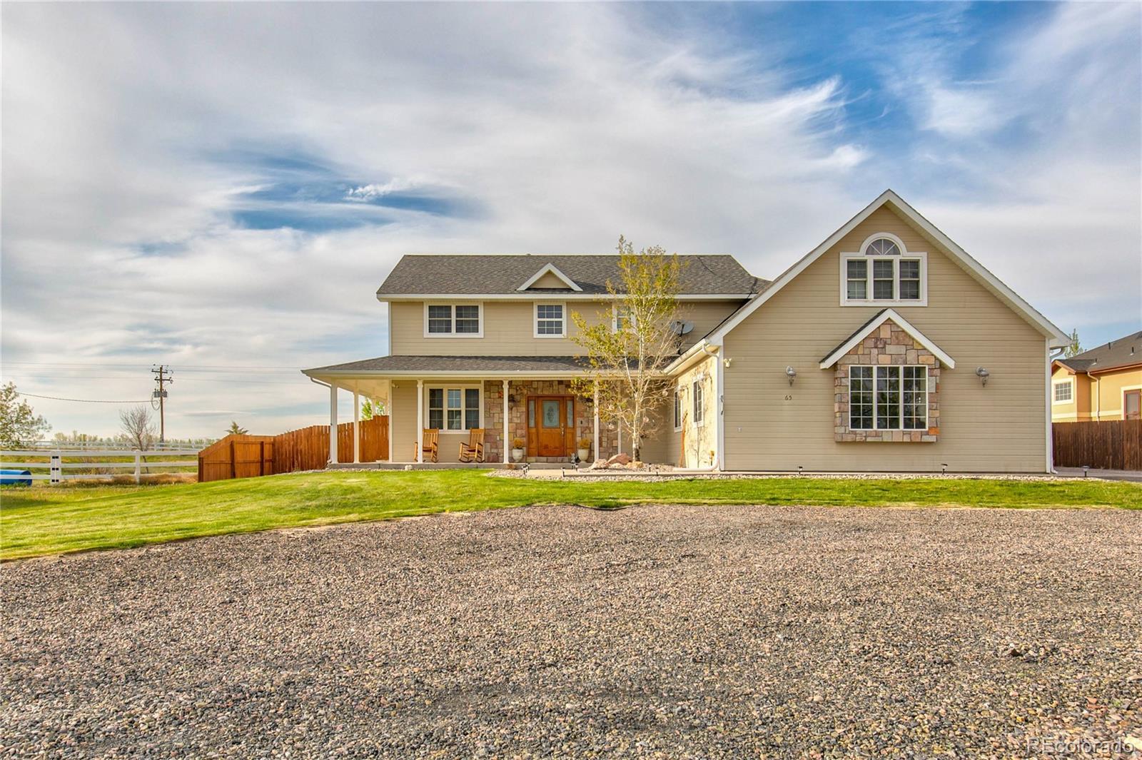 65 Bachar Drive, Fort Morgan, CO 80701 - Fort Morgan, CO real estate listing