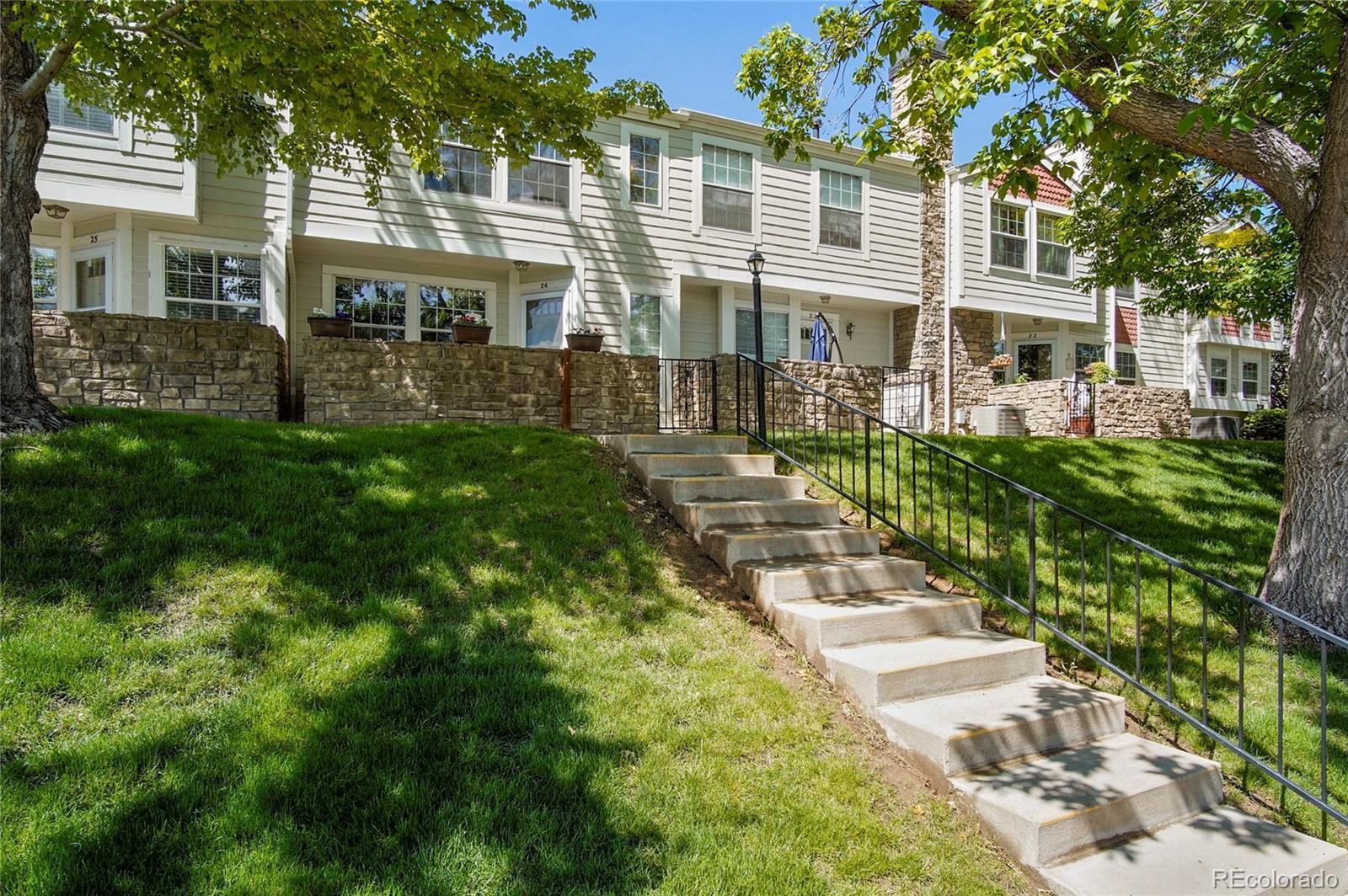 329 W Jamison Circle #24 Property Photo - Littleton, CO real estate listing