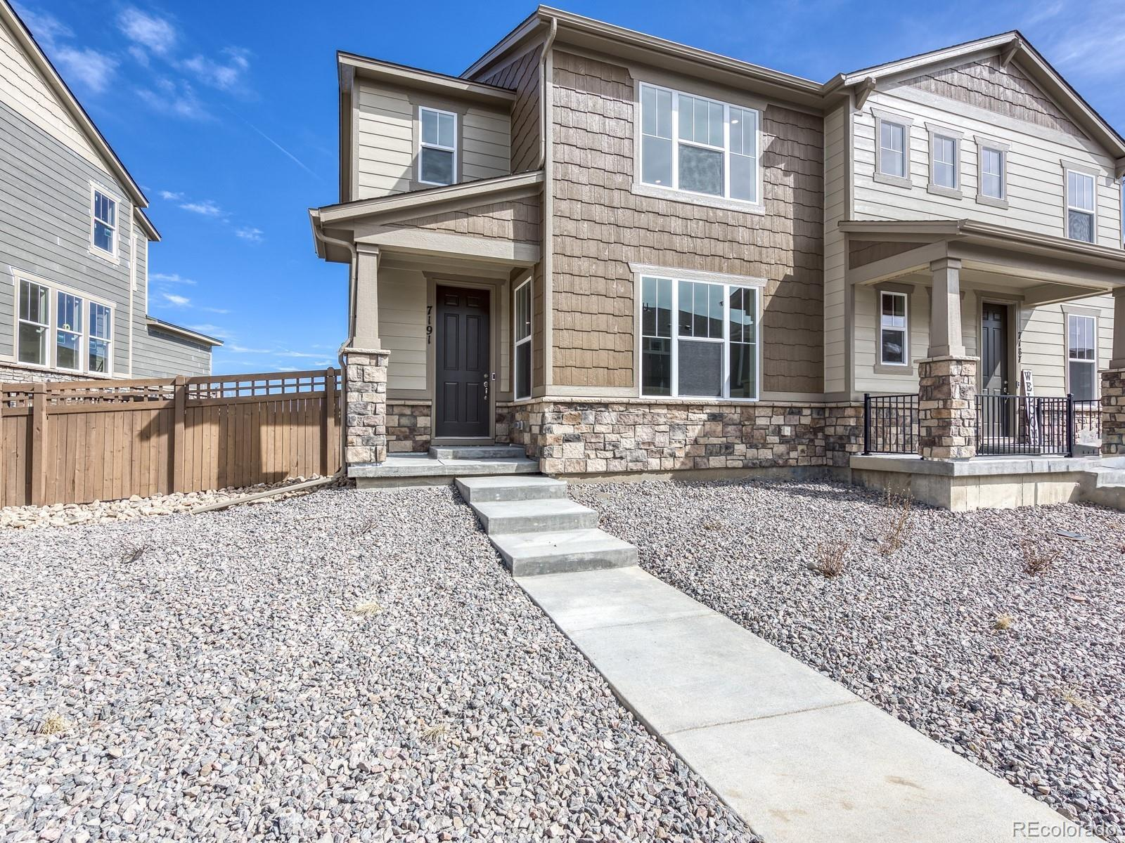 7191 Finsberry Way Property Photo - Castle Pines, CO real estate listing
