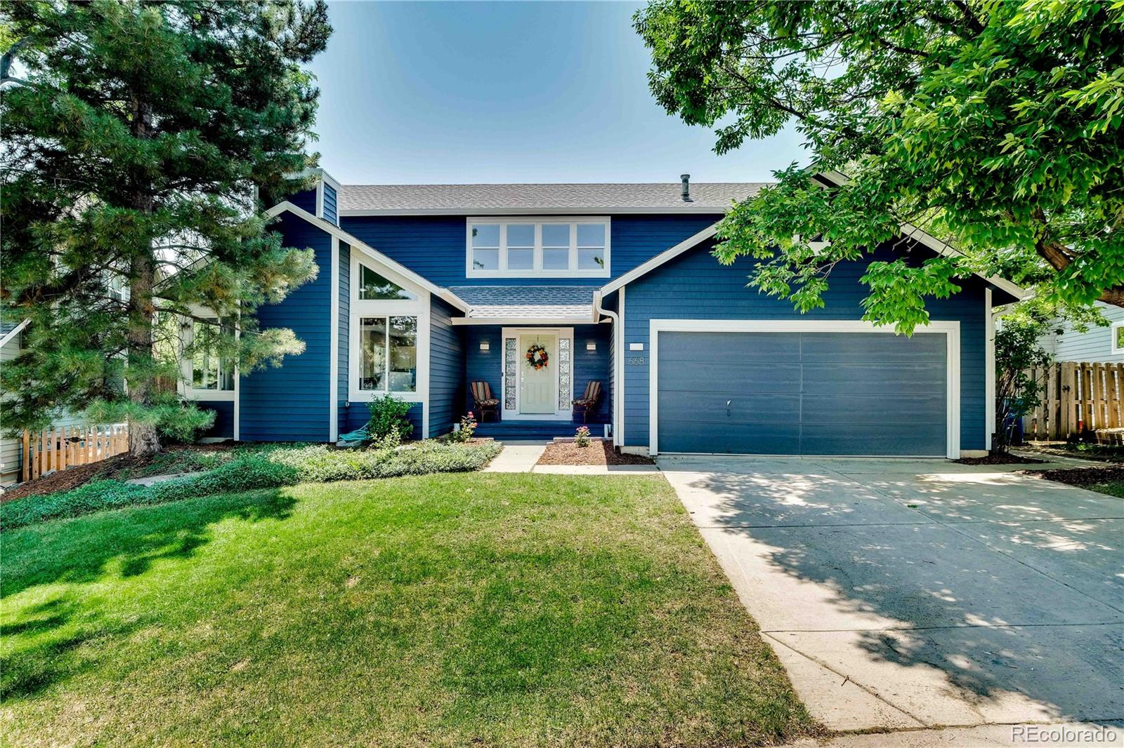 668 Wildrose Way Property Photo - Louisville, CO real estate listing