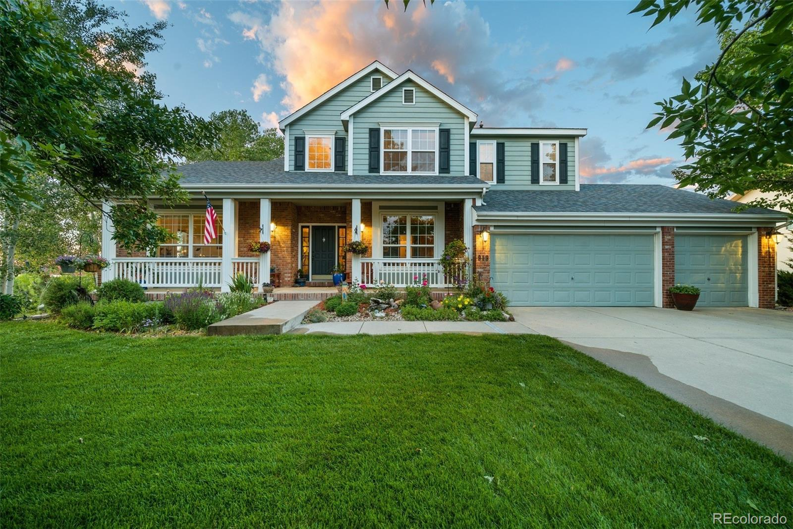 919 Lookout Court Property Photo - Windsor, CO real estate listing