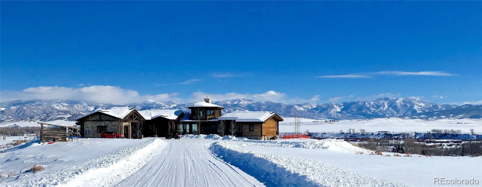 24170 Way Out West Trail Property Photo - Steamboat Springs, CO real estate listing