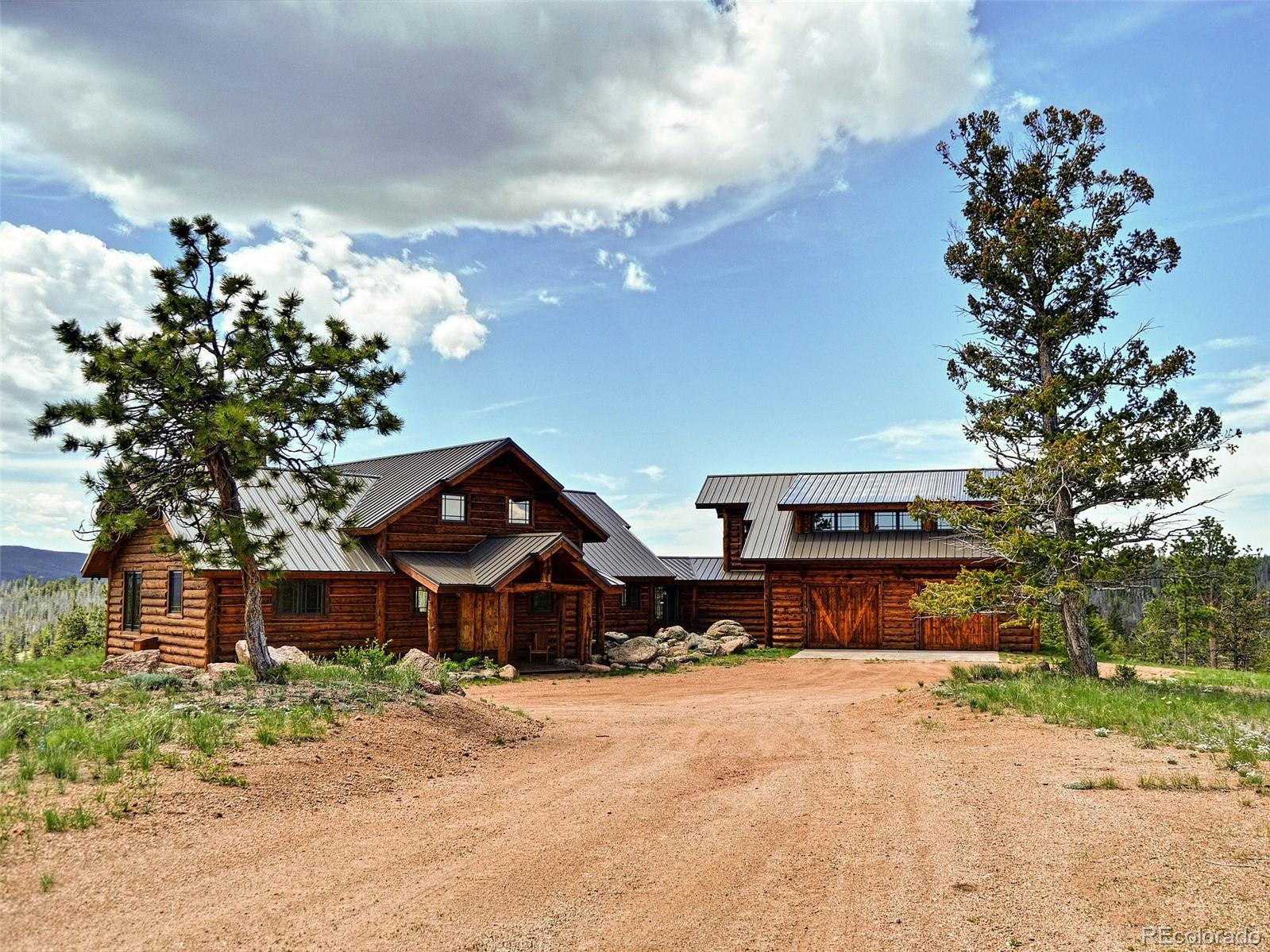 376 Deer Crossing Rd, Tie Siding, WY 82084 - Tie Siding, WY real estate listing