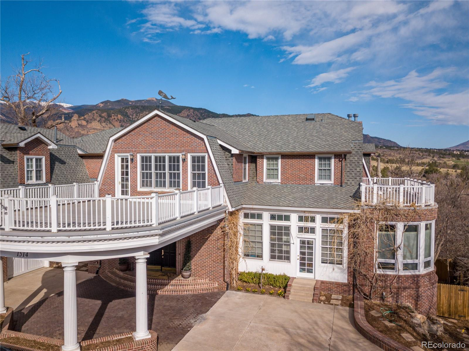 1514 Mesa Avenue Property Photo - Colorado Springs, CO real estate listing
