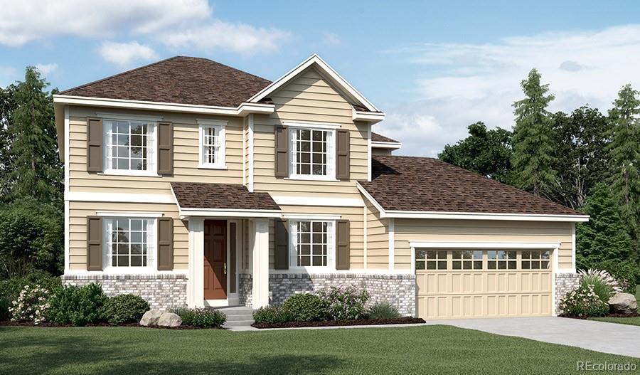 10846 Endeavor Drive Property Photo - Parker, CO real estate listing