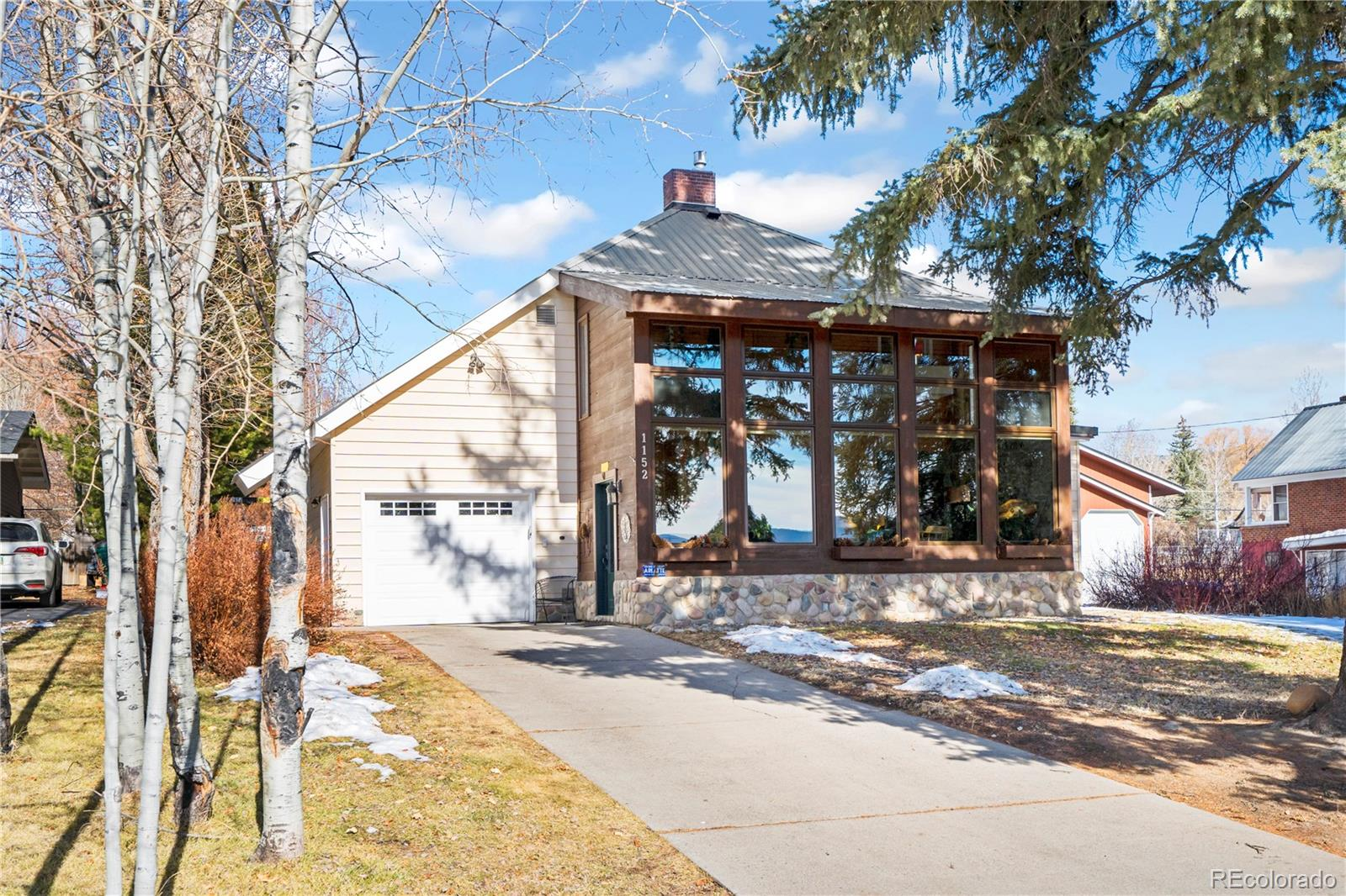 1152 Crawford Avenue Property Photo - Steamboat Springs, CO real estate listing