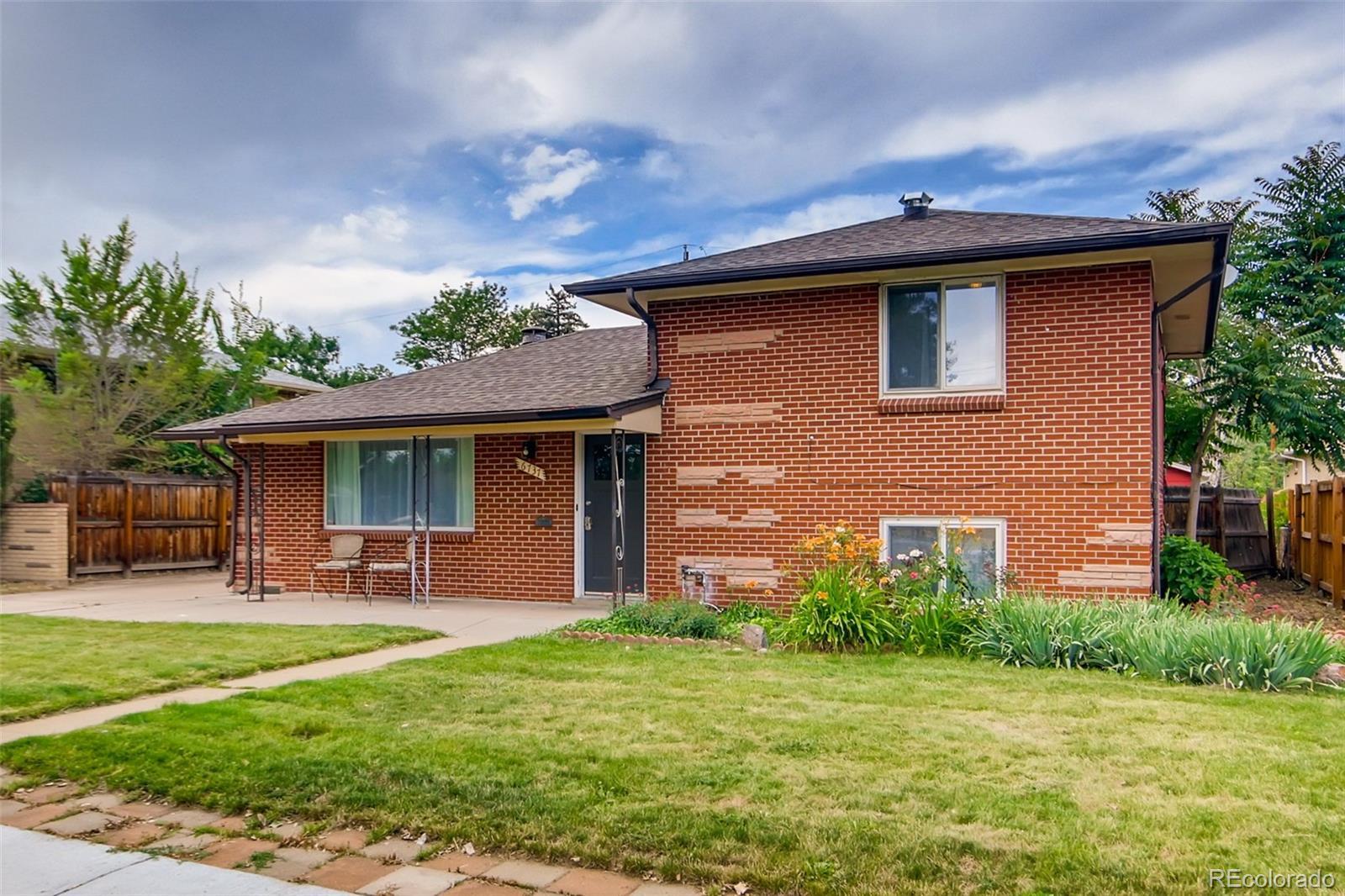 6737 W 54th Avenue Property Photo - Arvada, CO real estate listing