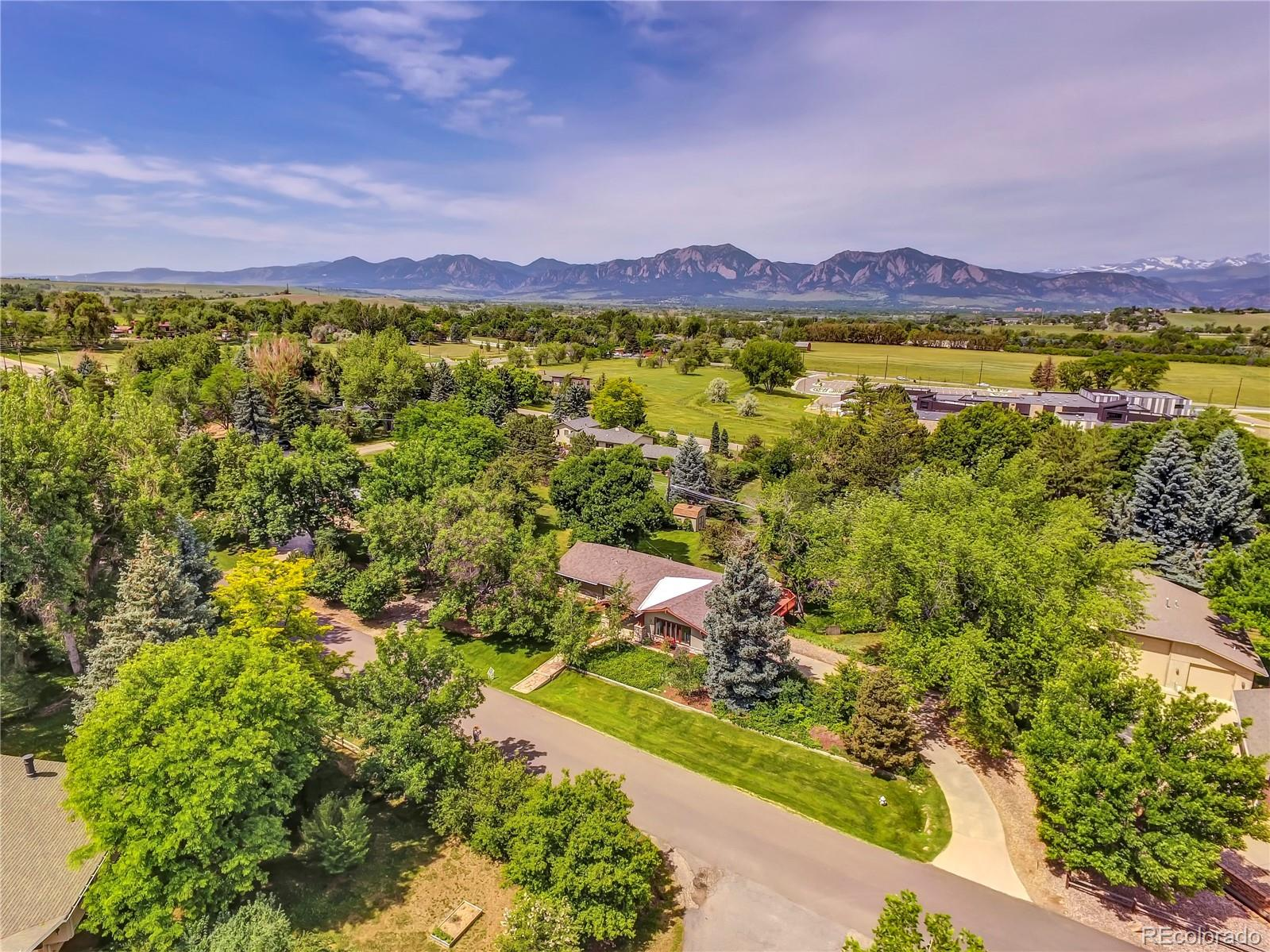 827 Dearborn Place Property Photo - Boulder, CO real estate listing