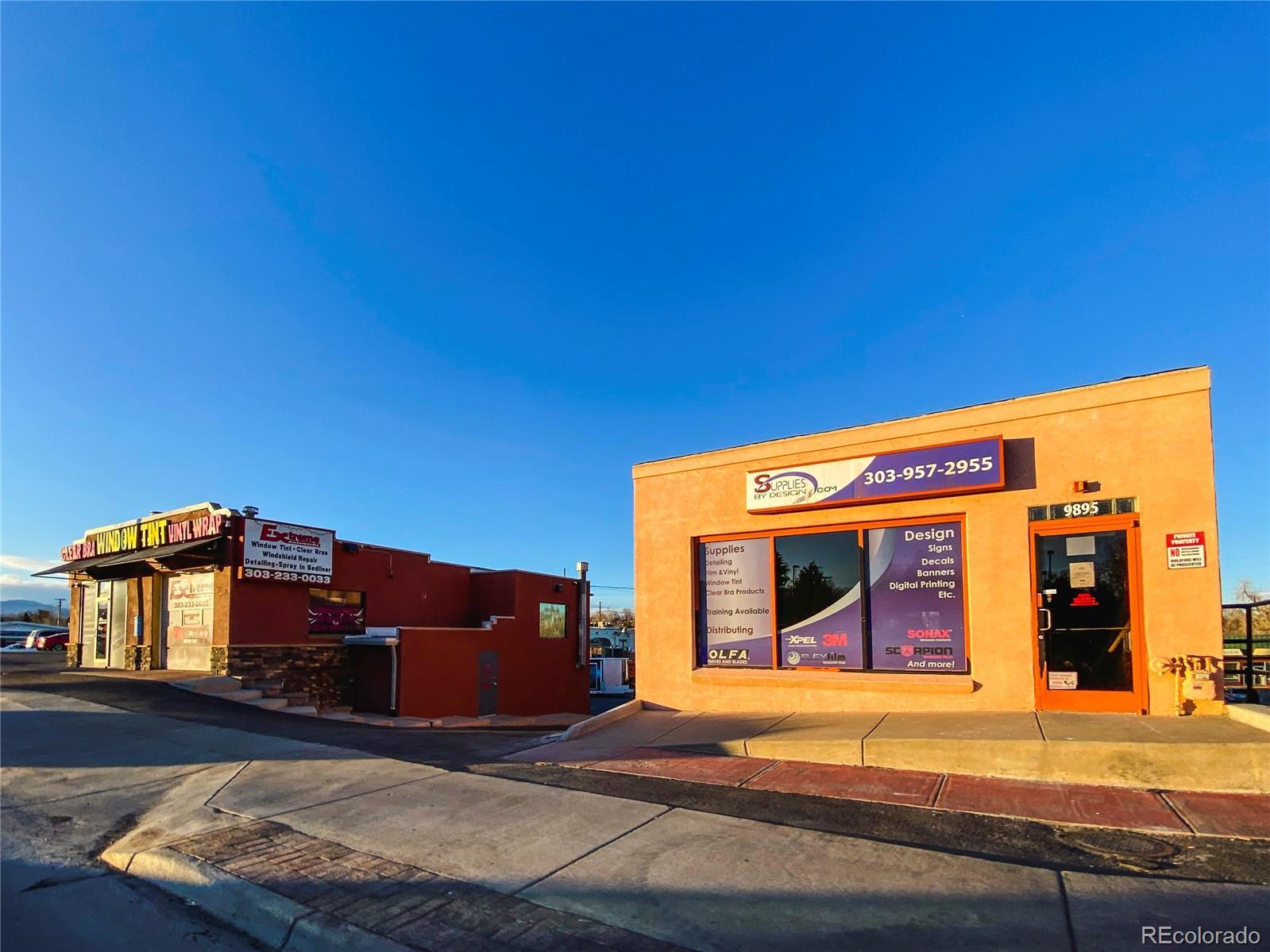 9895 W Colfax Avenue Property Photo - Lakewood, CO real estate listing