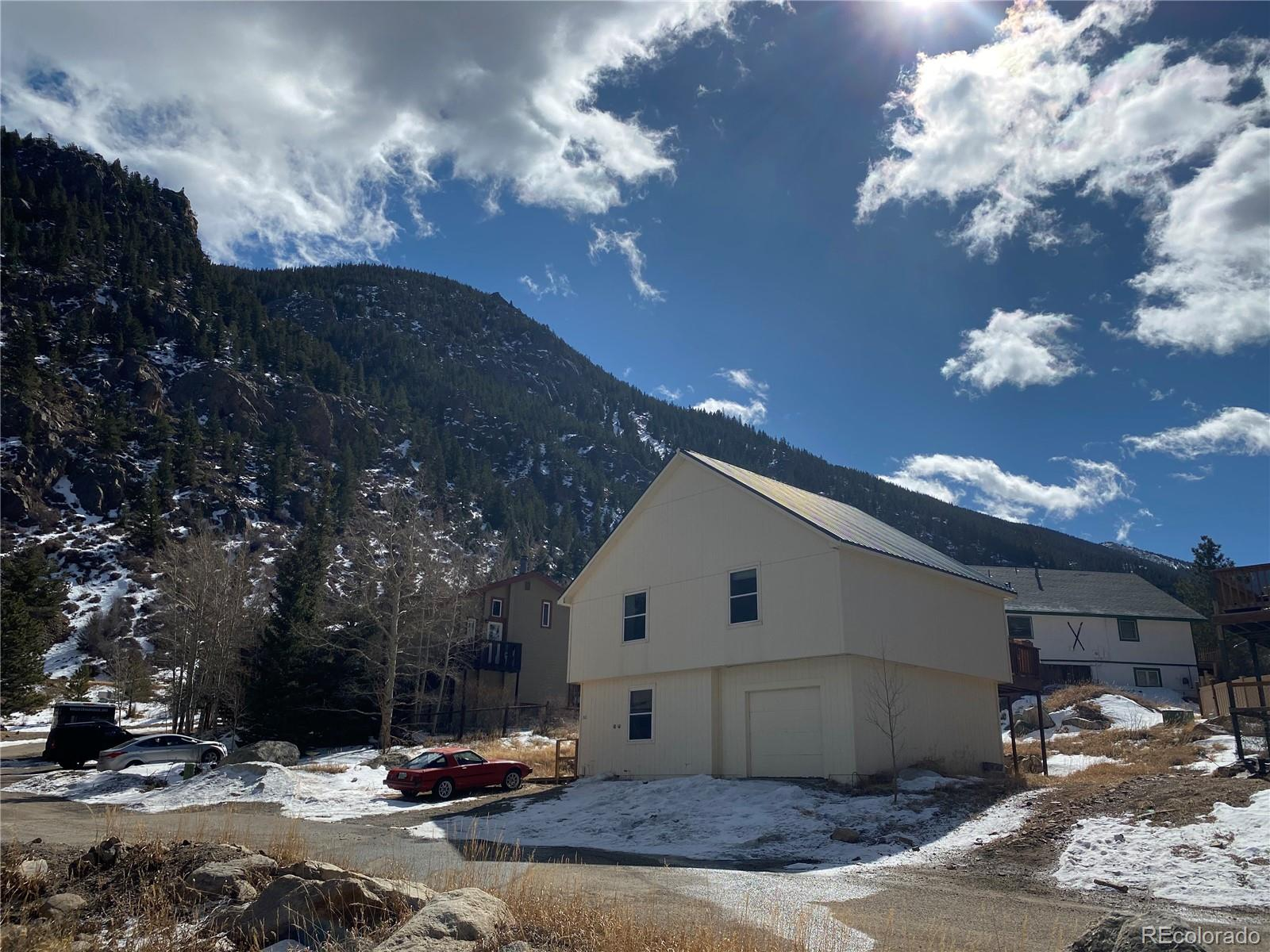 265 Clear Creek Drive Property Photo - Georgetown, CO real estate listing