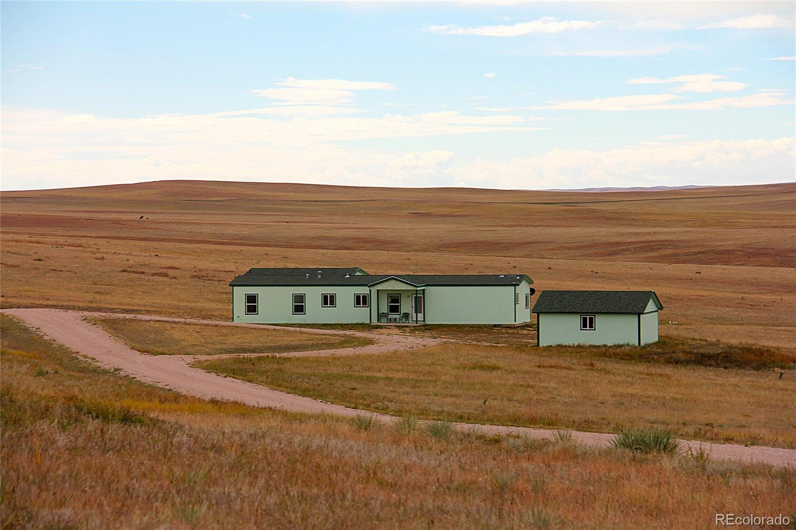 29555 County Road 99 Property Photo - Ramah, CO real estate listing