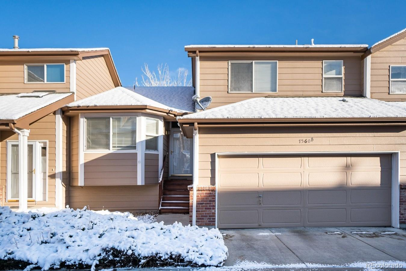 7560 W Coal Mine Avenue #B Property Photo - Littleton, CO real estate listing