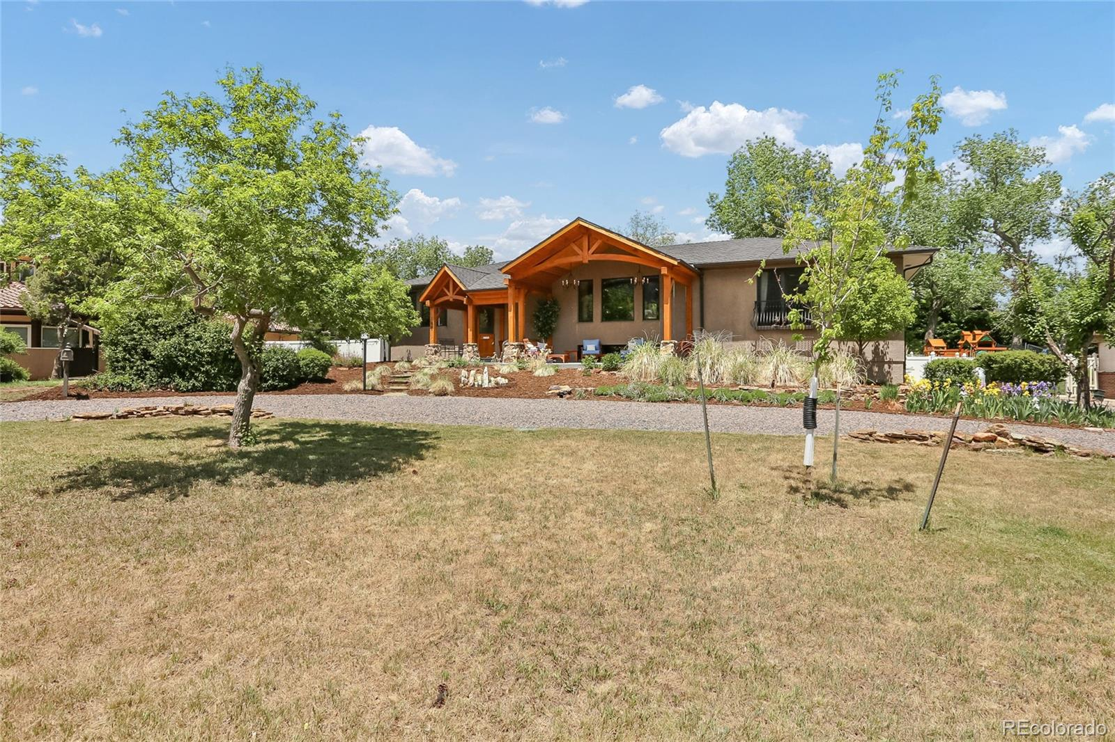 160 Polo Pony Drive Property Photo - Colorado Springs, CO real estate listing