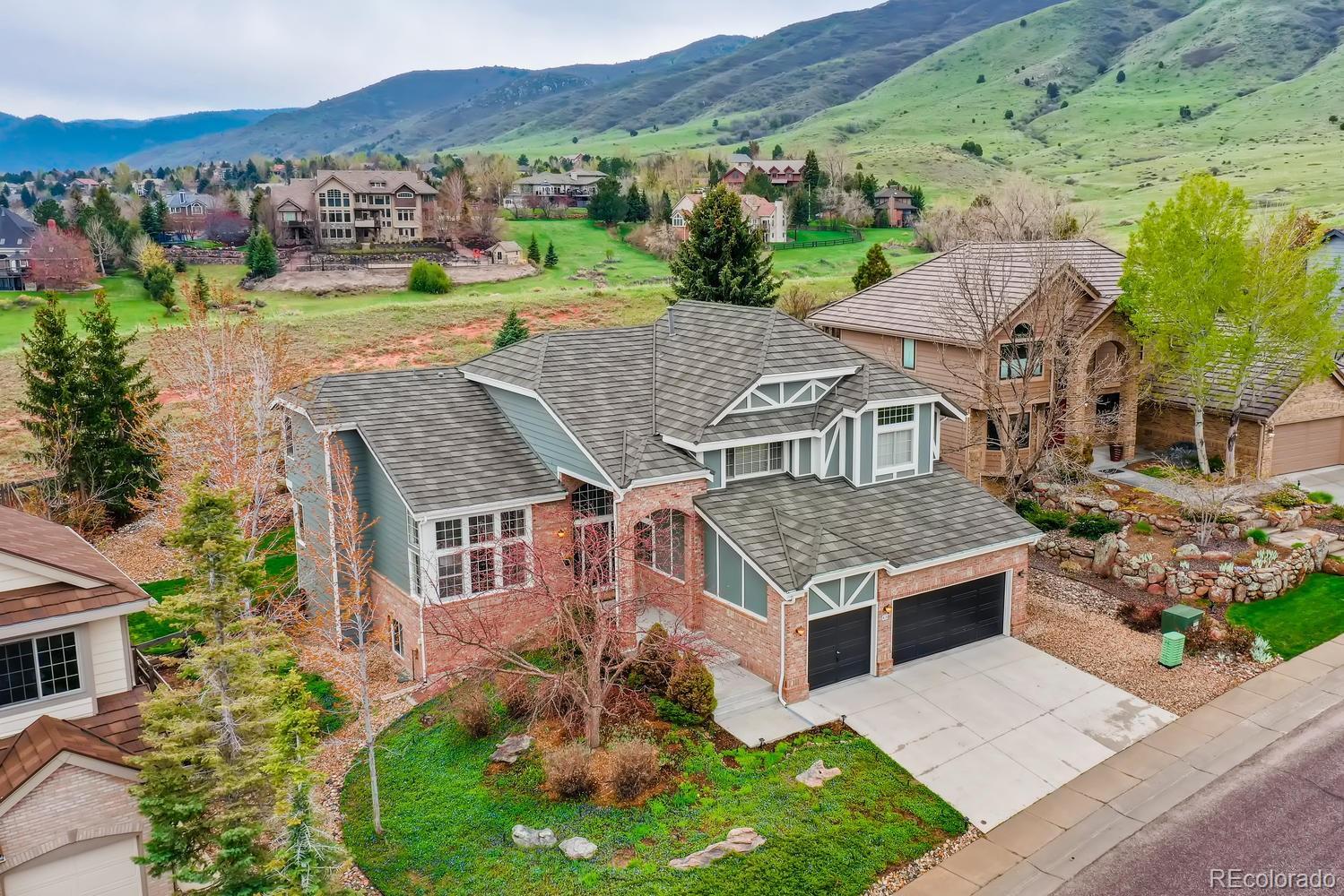 45 Amaranth Drive Property Photo - Littleton, CO real estate listing