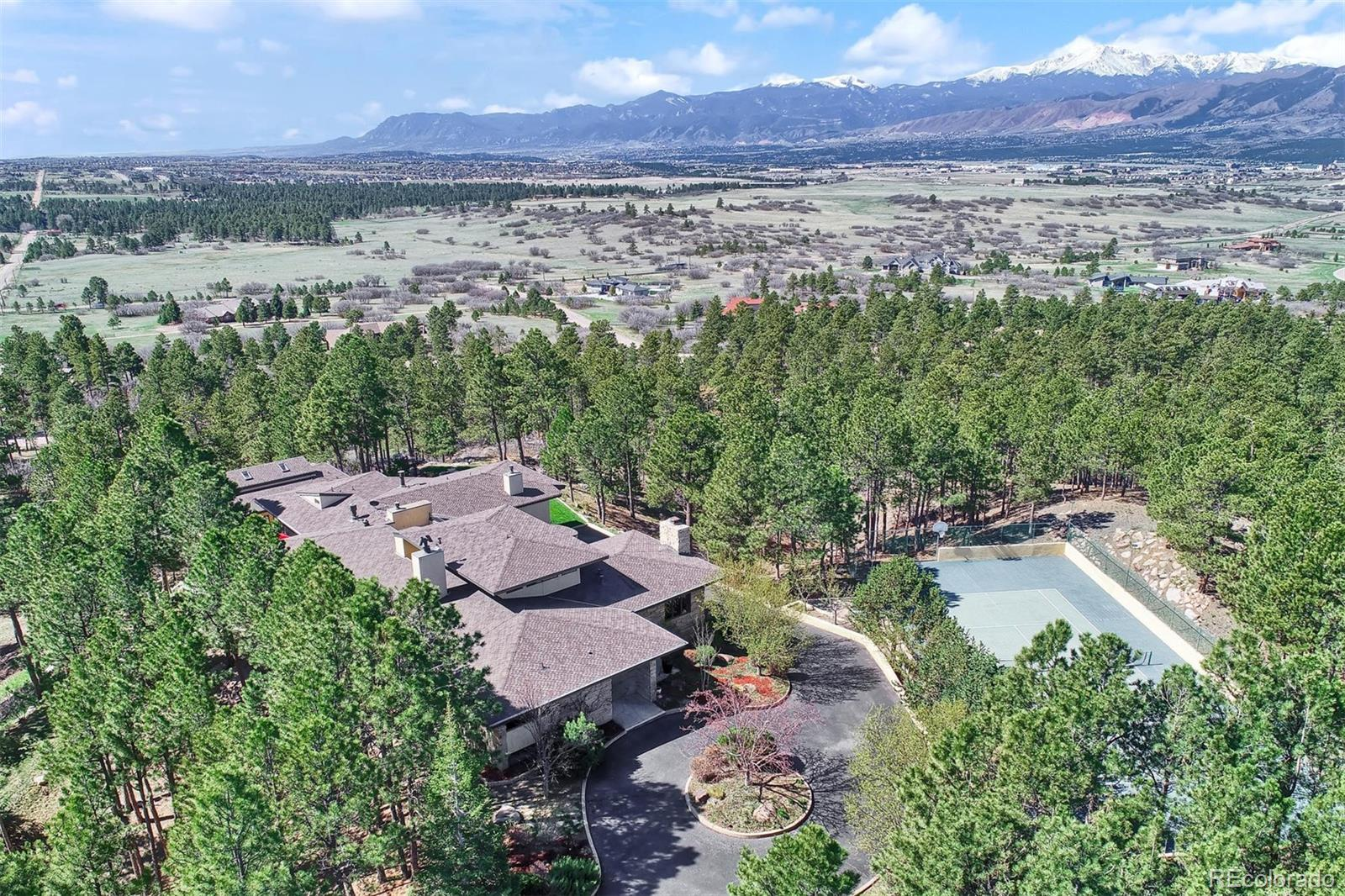 12735 Bridle Bit Road Property Photo - Colorado Springs, CO real estate listing