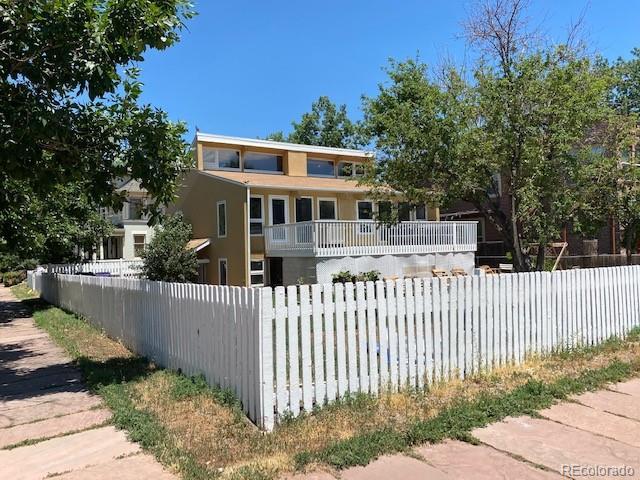 2200 N Gilpin Street Property Photo - Denver, CO real estate listing