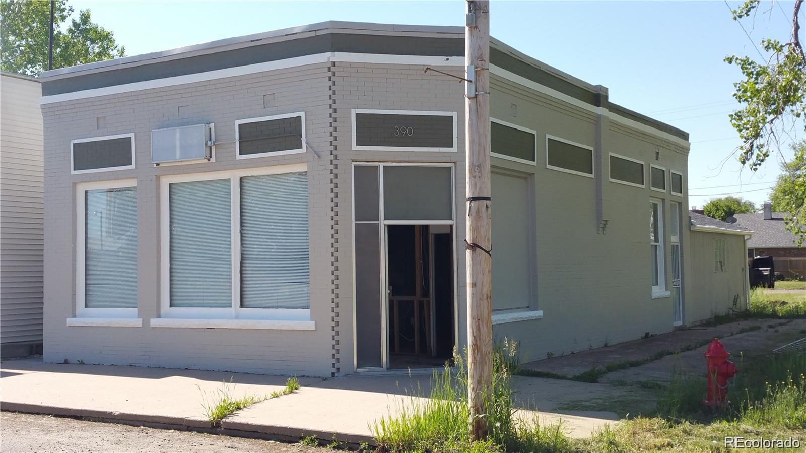 390 W Front Street Property Photo - Byers, CO real estate listing