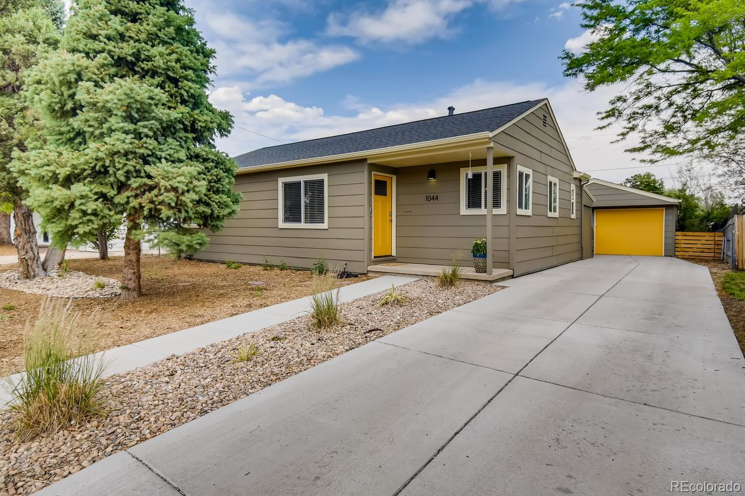 1044 S Clay Street Property Photo - Denver, CO real estate listing
