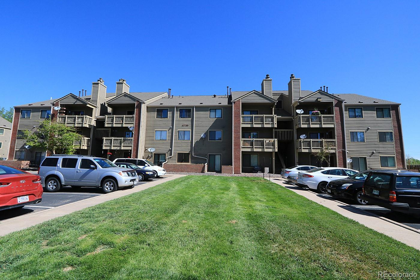 10785 W 63rd Place #204 Property Photo - Arvada, CO real estate listing