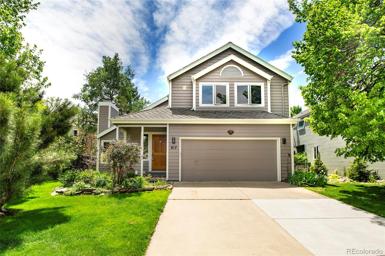 817 Racquet Lane Property Photo - Boulder, CO real estate listing