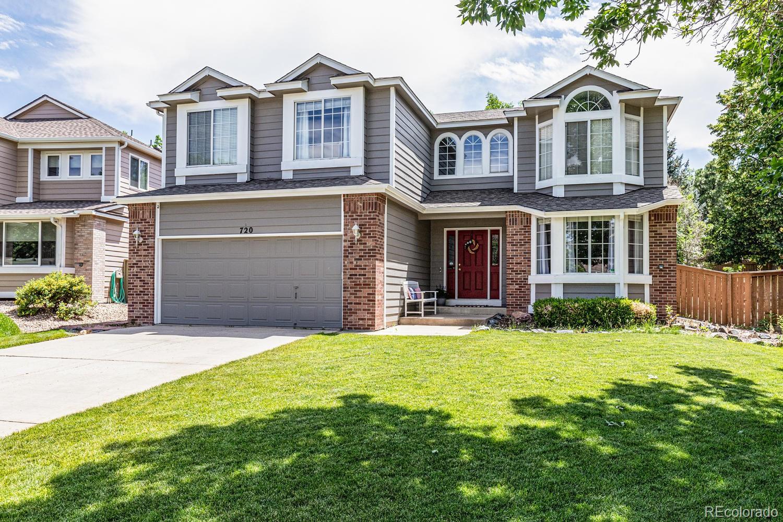 720 Redwood Court Property Photo - Highlands Ranch, CO real estate listing