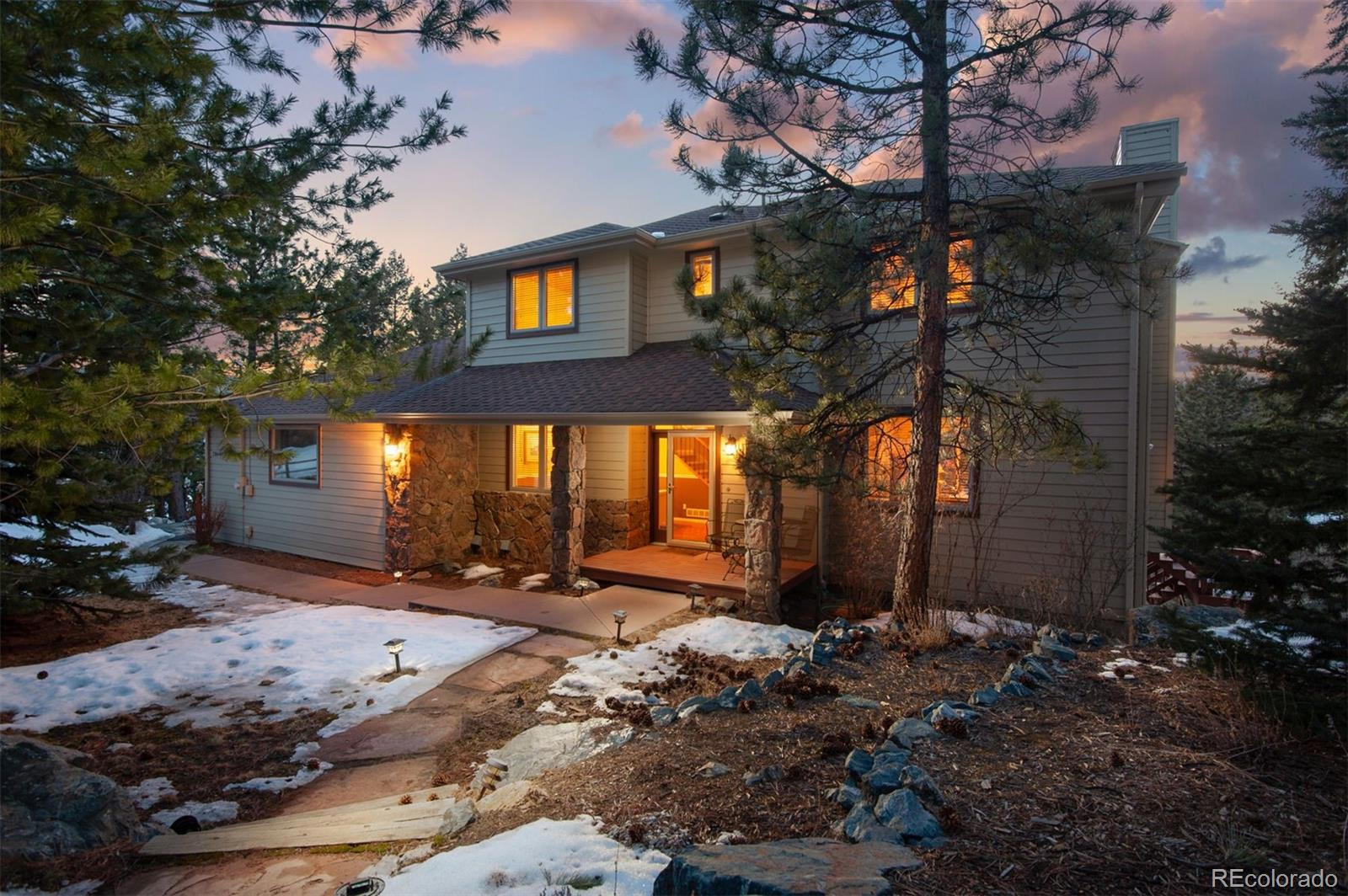 28640 Douglas Park Road, Evergreen, CO 80439 - Evergreen, CO real estate listing