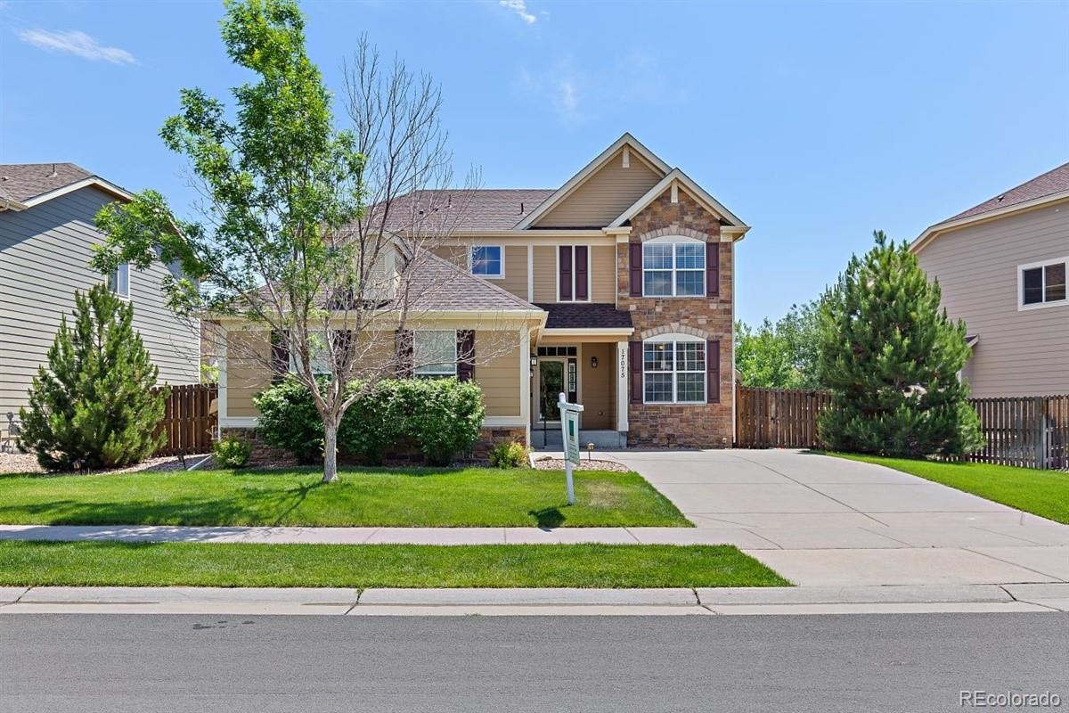 17075 E Trailmaster Drive Property Photo - Parker, CO real estate listing