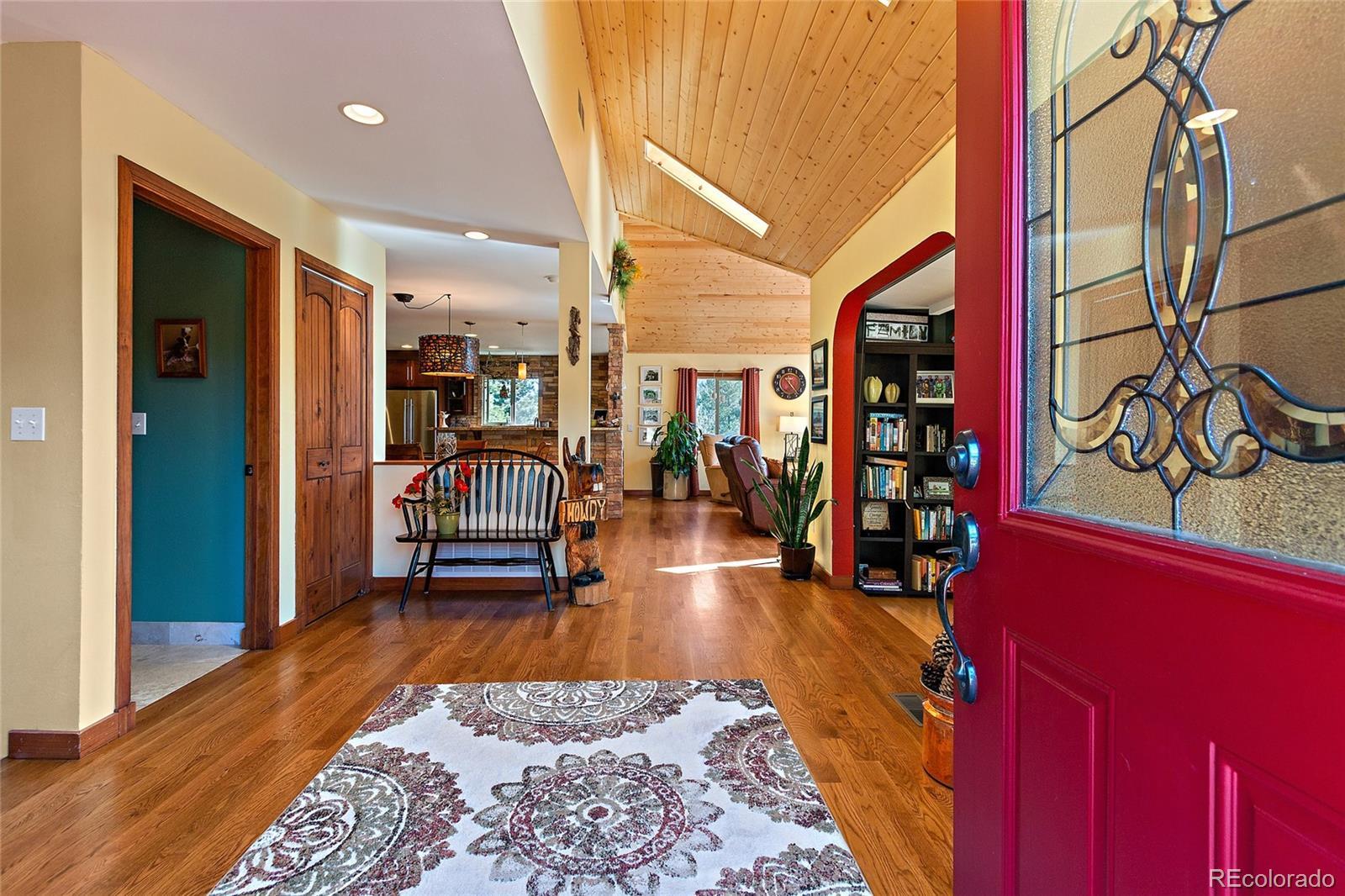 31774 Ponderosa Way, Evergreen, CO 80439 - Evergreen, CO real estate listing