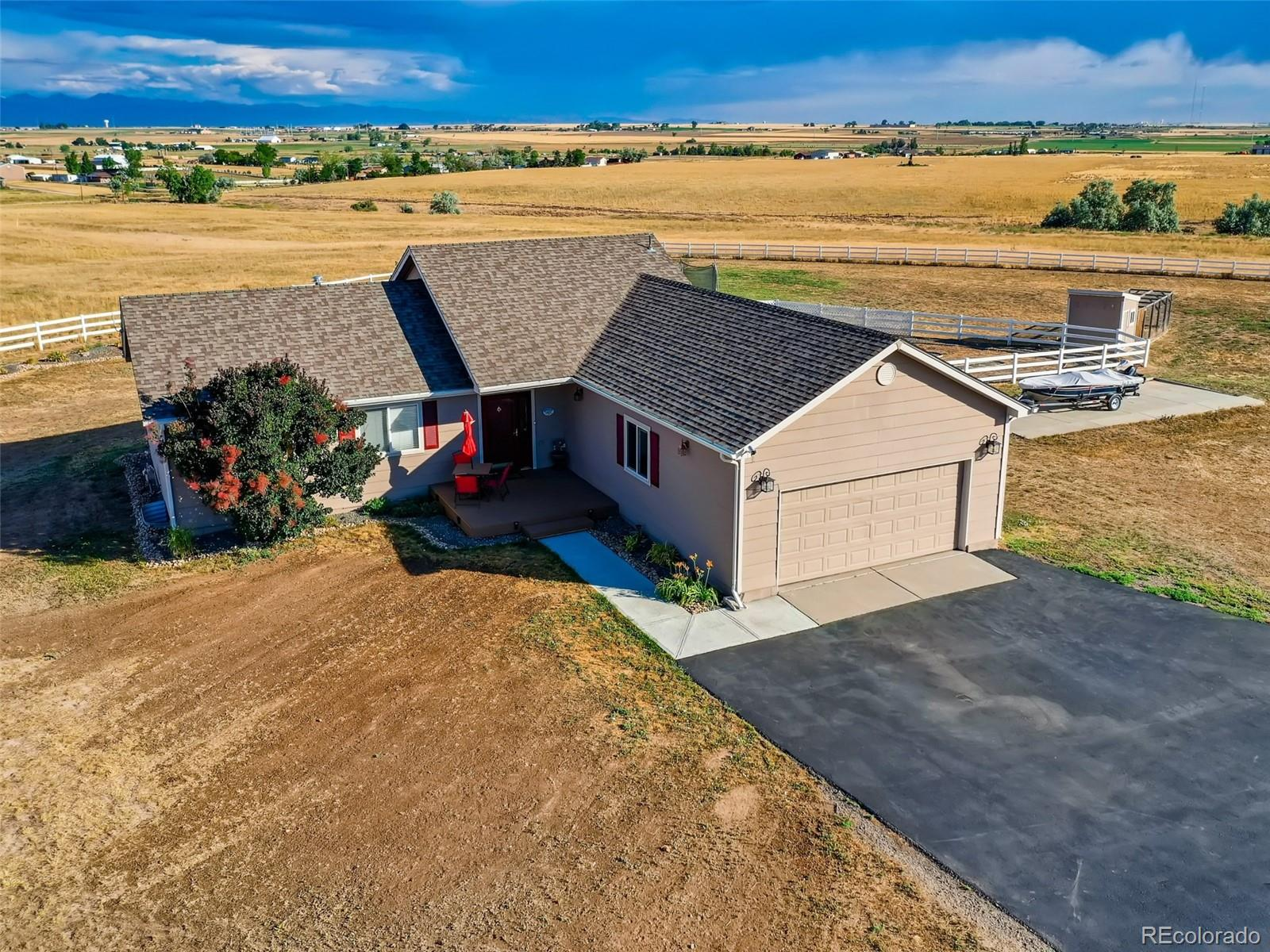 8209 County Road 2 Property Photo - Brighton, CO real estate listing