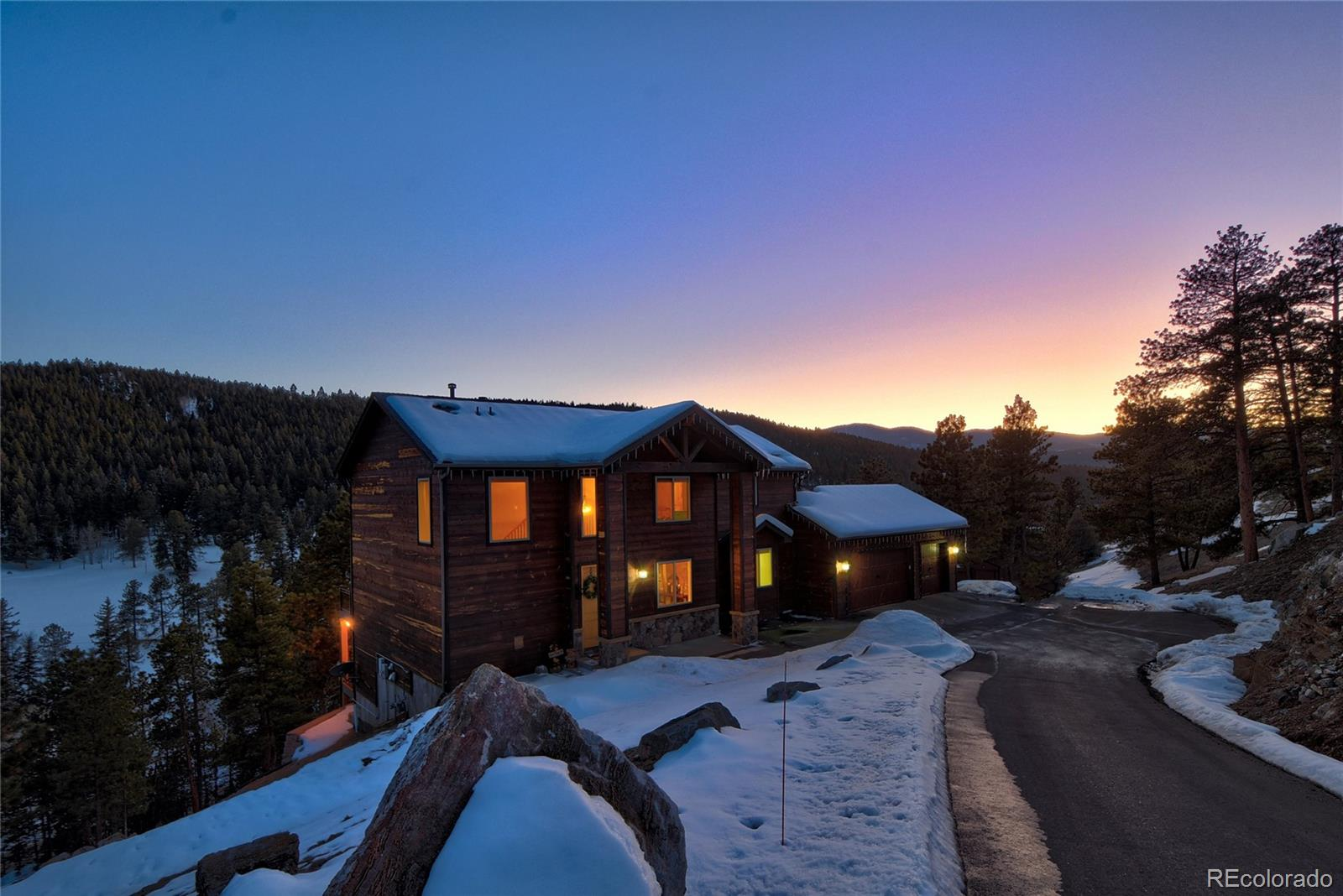 7374 Heiter Hill Drive, Evergreen, CO 80439 - Evergreen, CO real estate listing