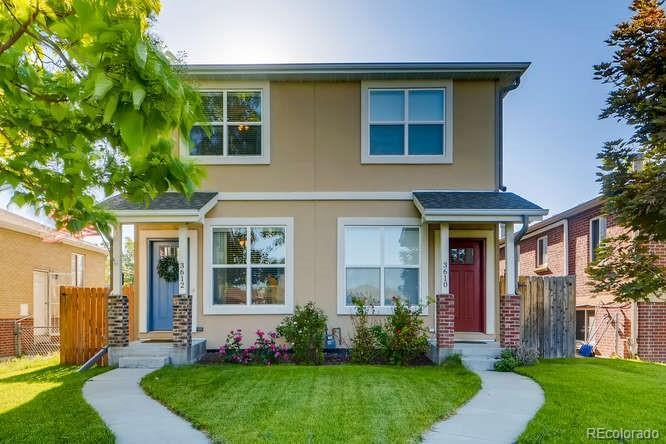 3612 Hudson Street Property Photo - Denver, CO real estate listing