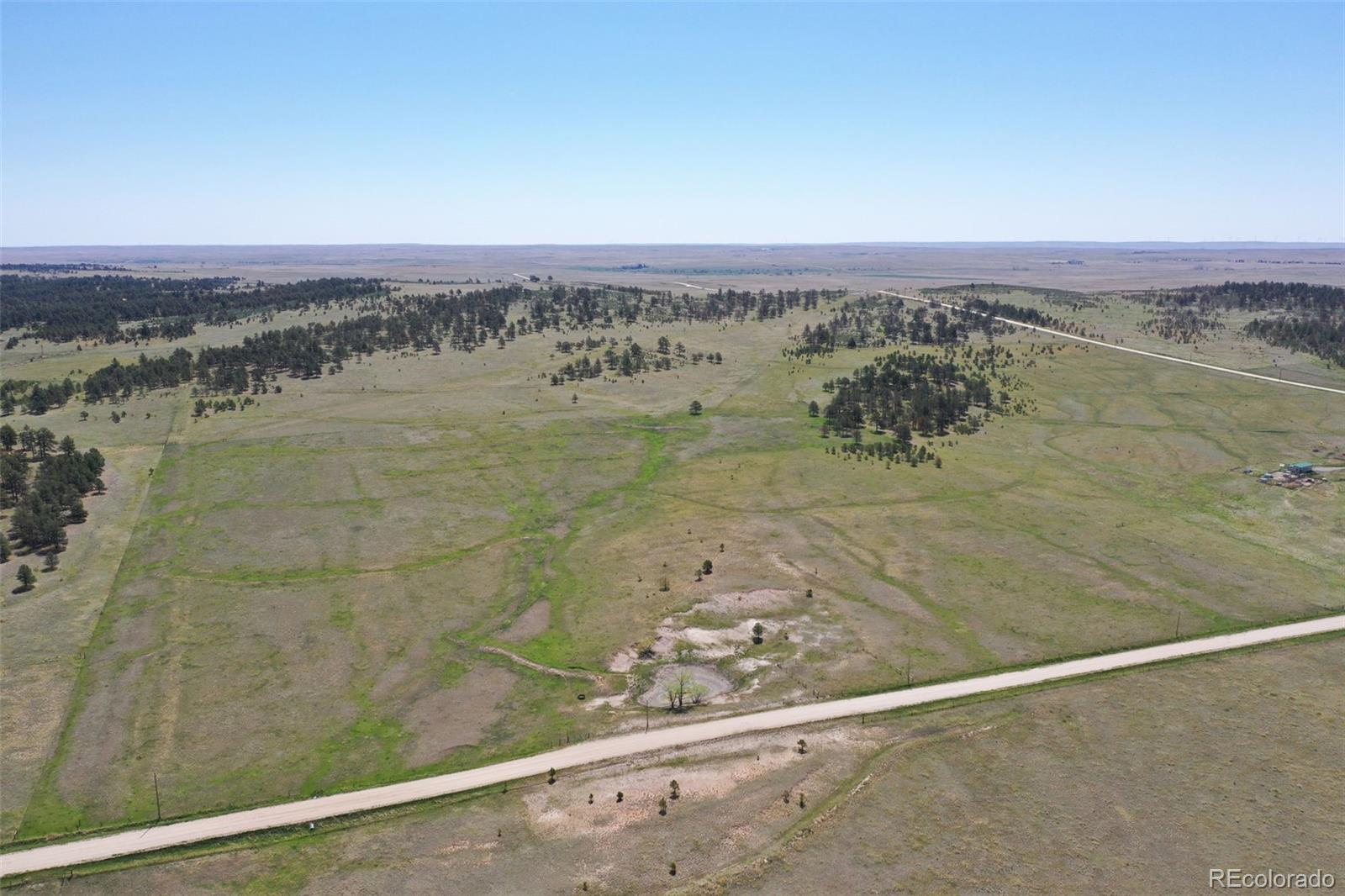 0001 County Road 73 Property Photo - Calhan, CO real estate listing