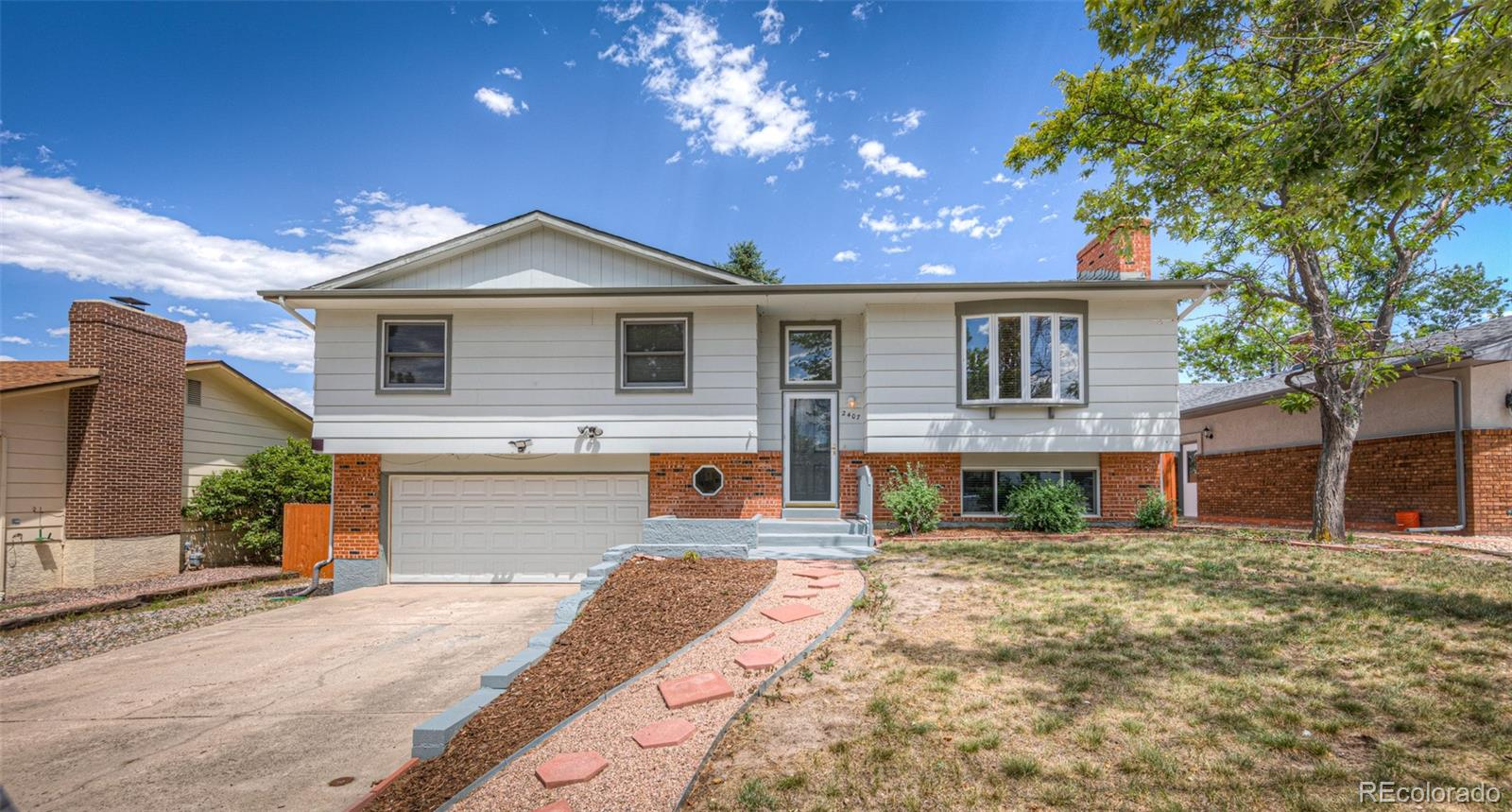 2407 Providence Circle Property Photo - Colorado Springs, CO real estate listing