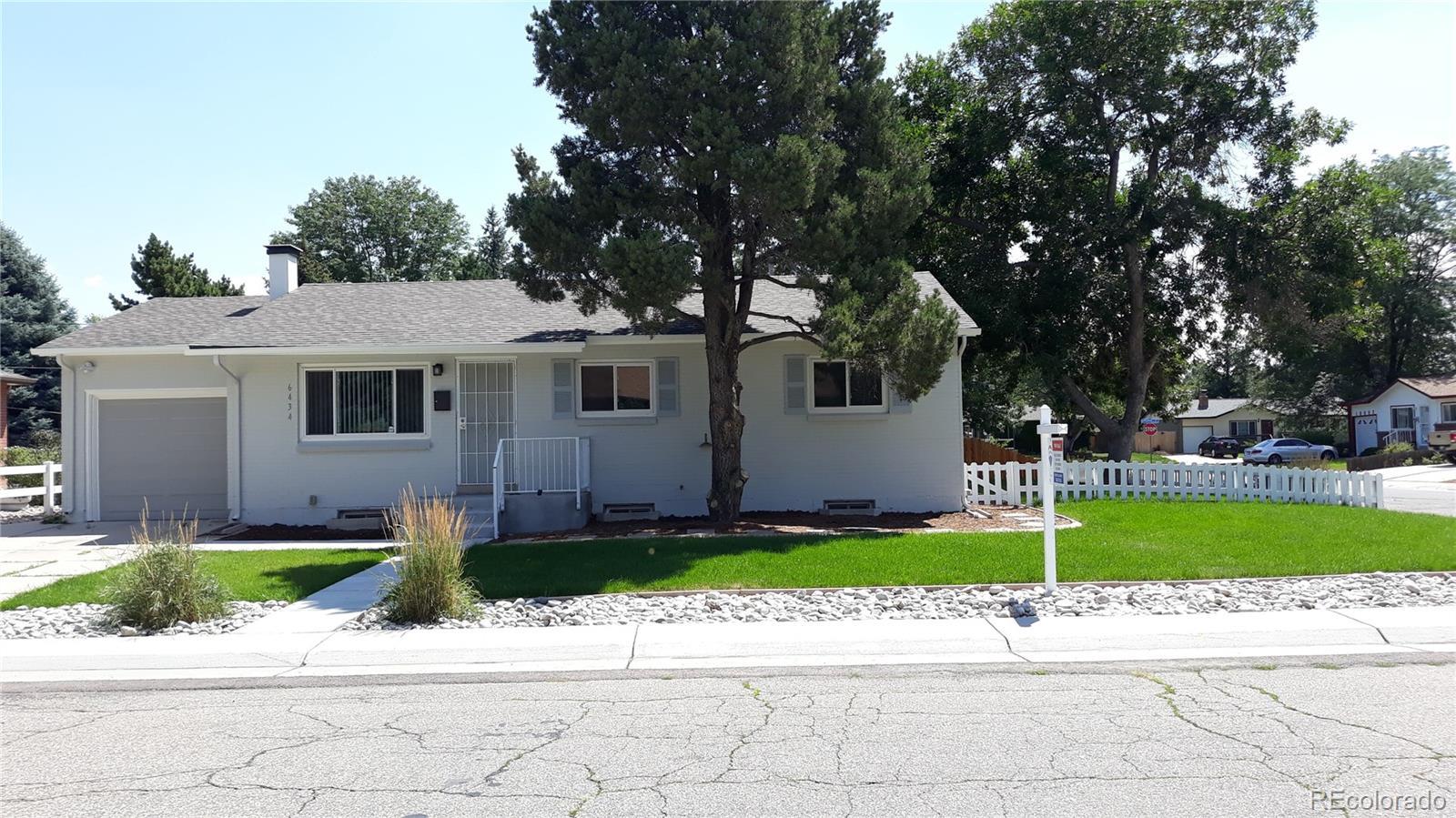 6434 Kline Street Property Photo - Arvada, CO real estate listing