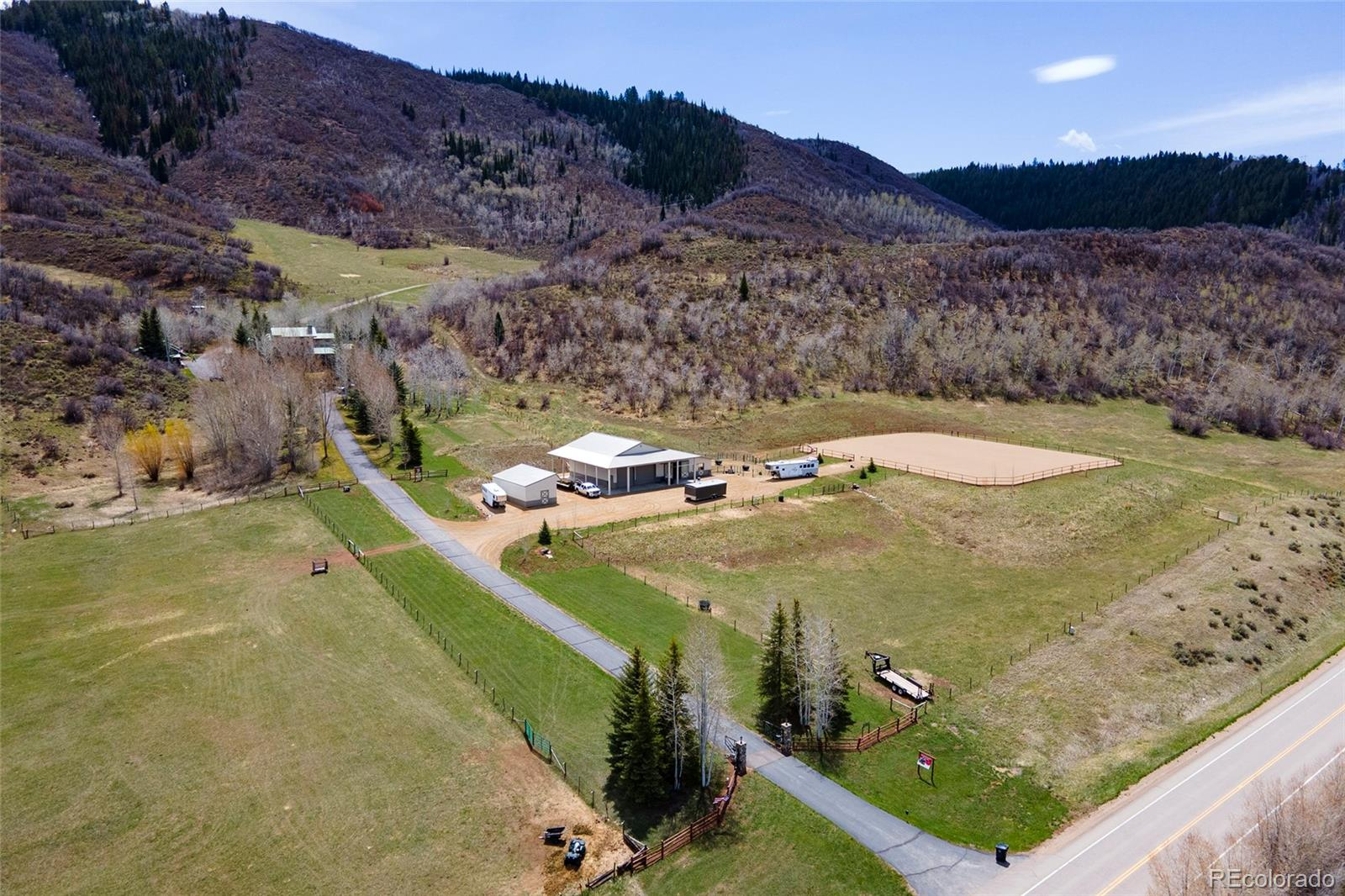 51400 County Road 129 Property Photo - Steamboat Springs, CO real estate listing