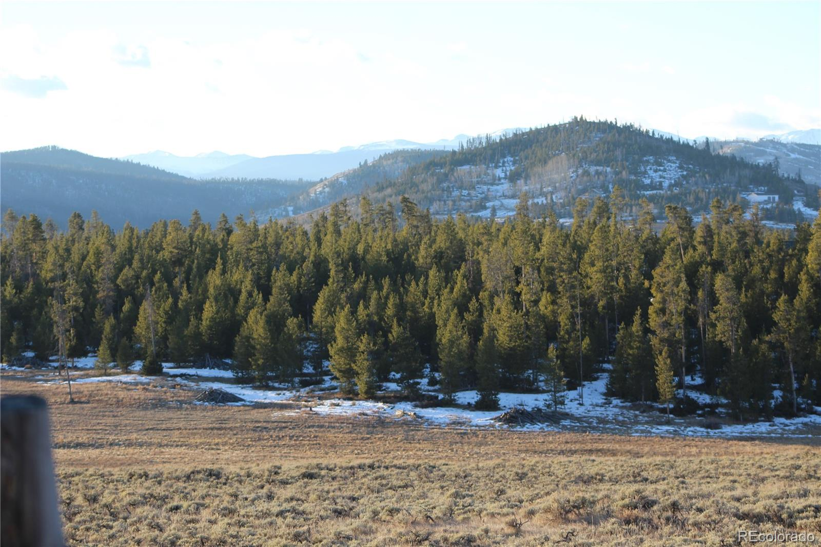 146 GCR 6236S Property Photo - Granby, CO real estate listing