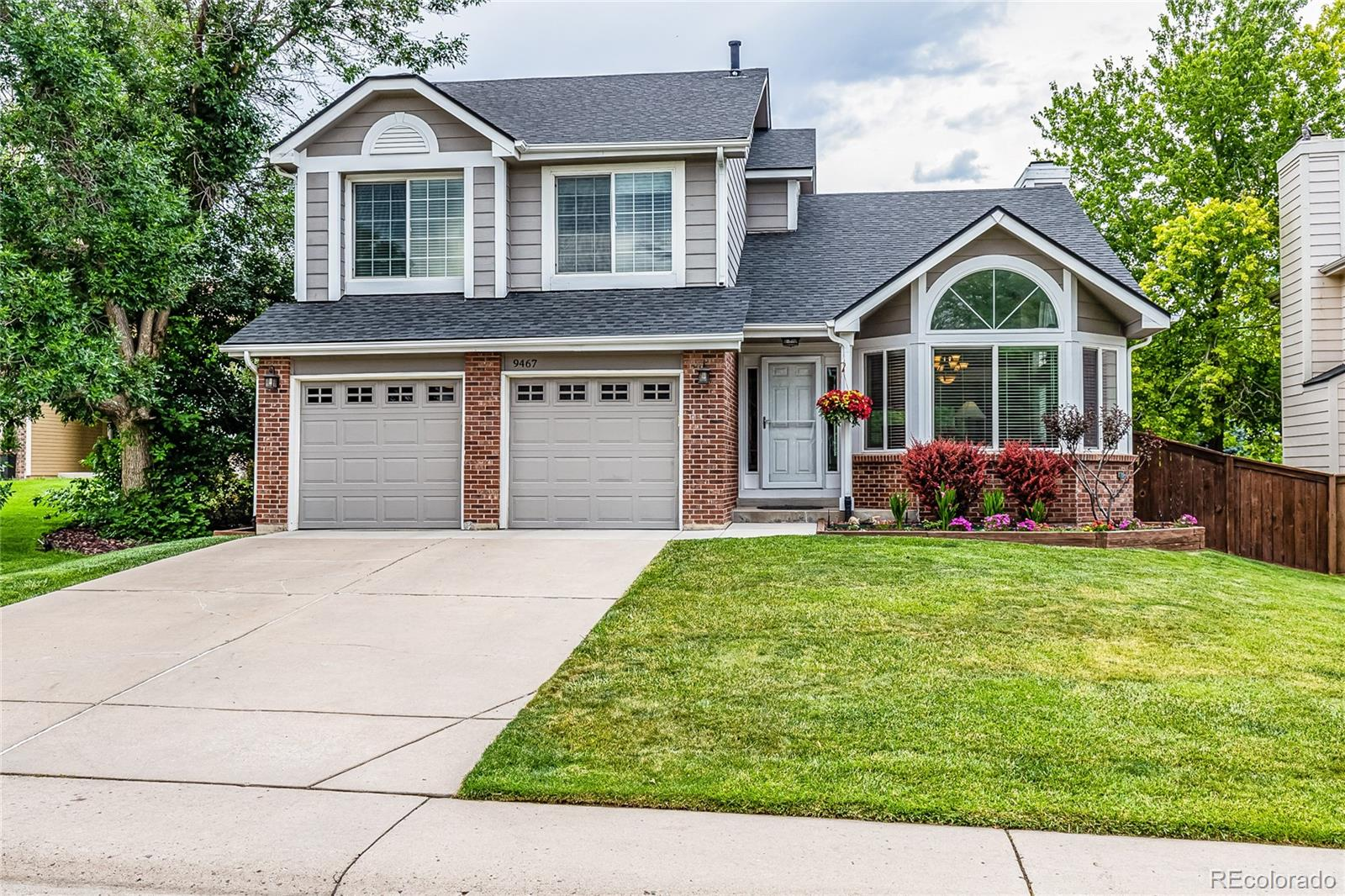 9467 Hibiscus Drive Property Photo - Highlands Ranch, CO real estate listing