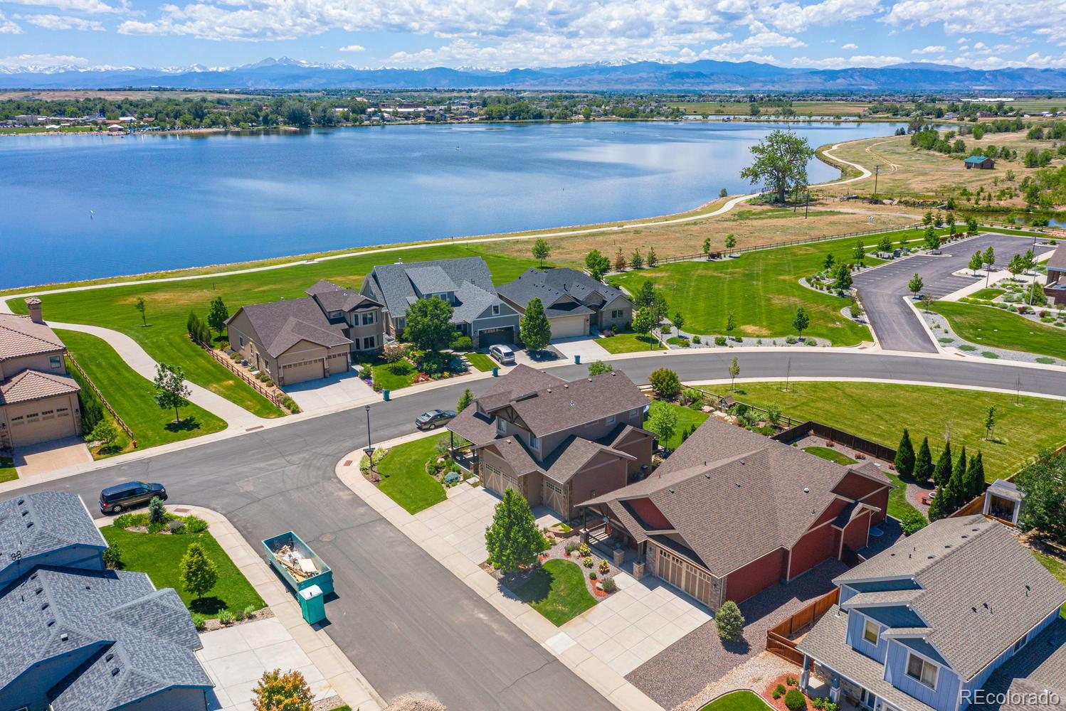 520 Moonglow Drive Property Photo - Windsor, CO real estate listing