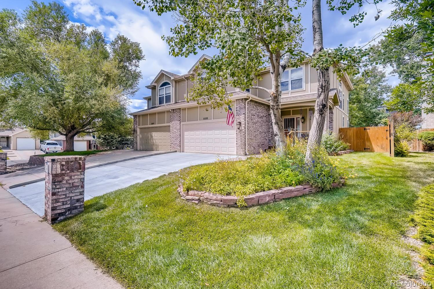 8899 Xavier Street Property Photo - Westminster, CO real estate listing